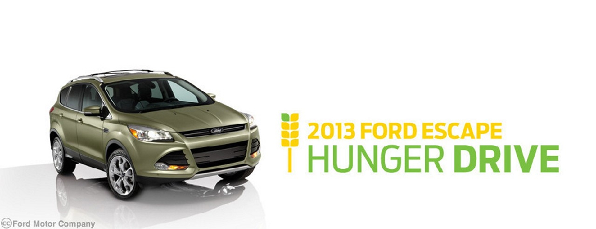 Ford Hunger Drive