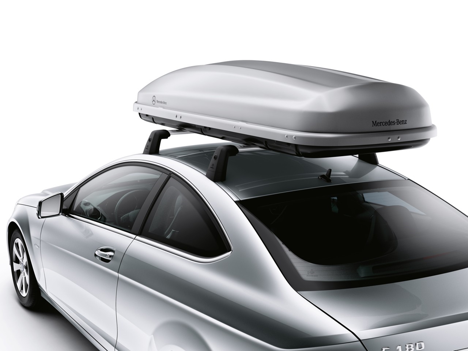 genuine roof boxes for mercedes benz passenger cars a
