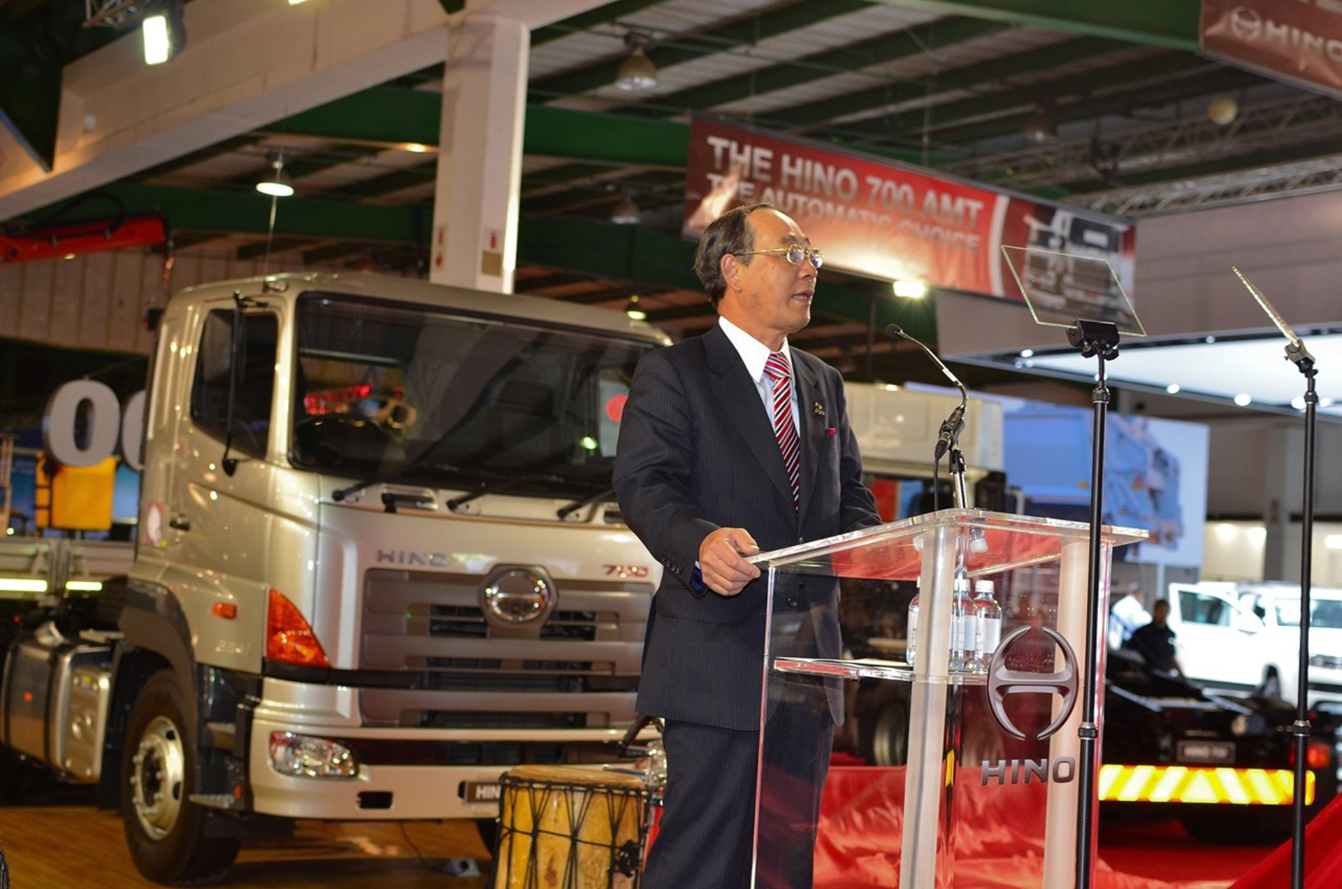 Hino Growth Plans