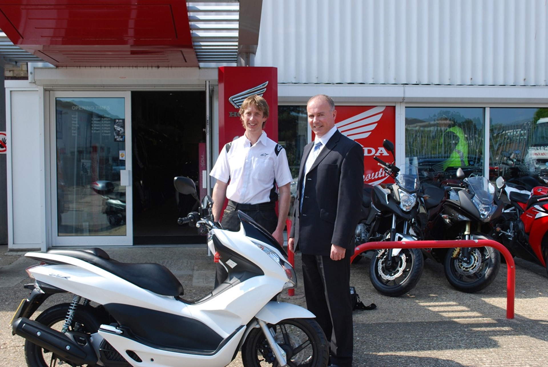 Honda Donated Prize Raises Funds for BEN
