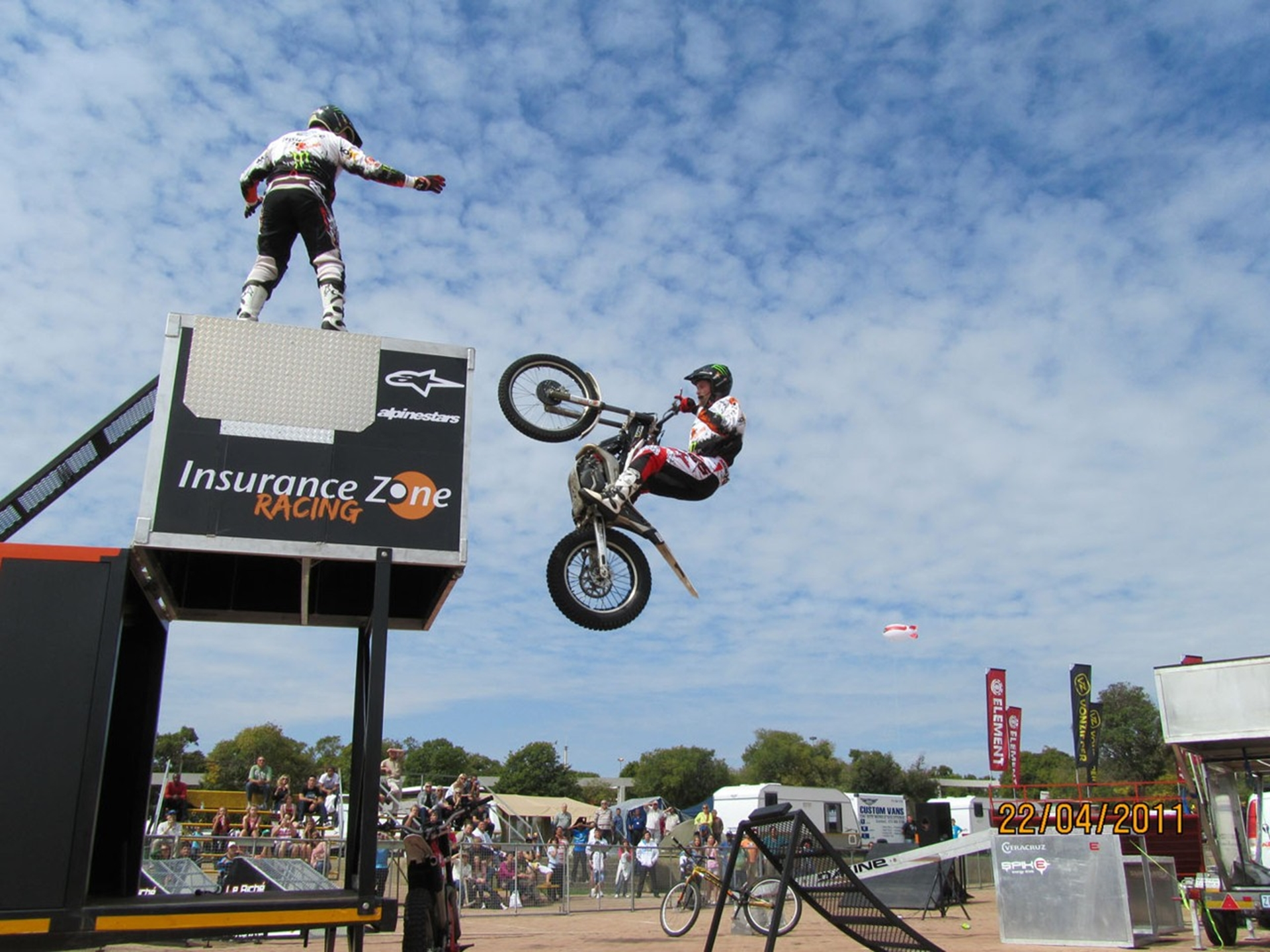 Johannesburg Motorcycle Show 2012