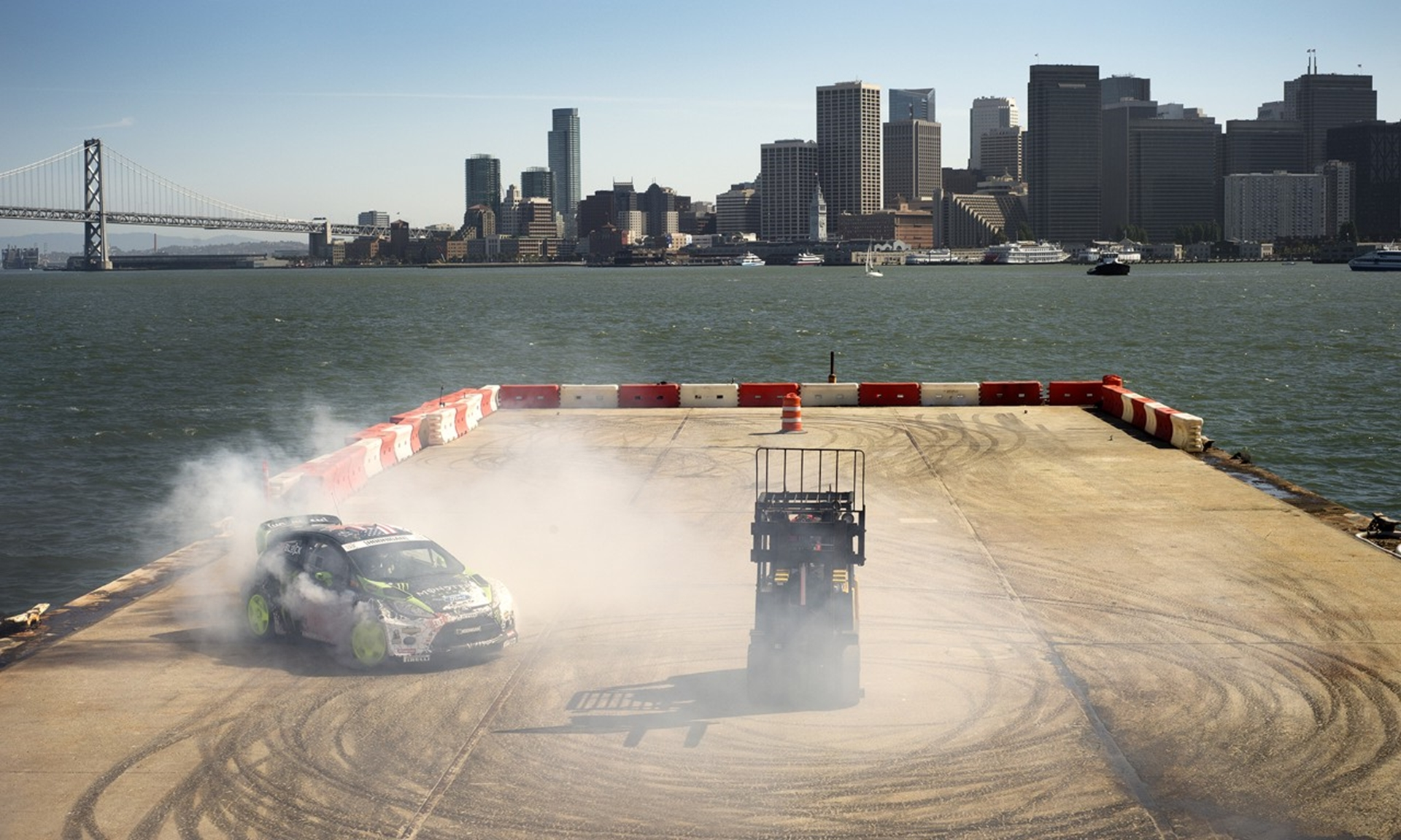 Ken Blocks Gymkhana