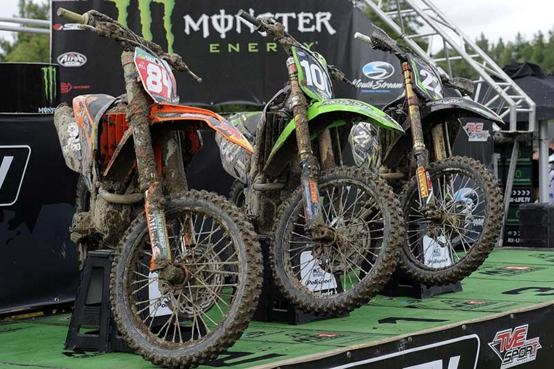 MX1 and MX2 classes in Scandinavia