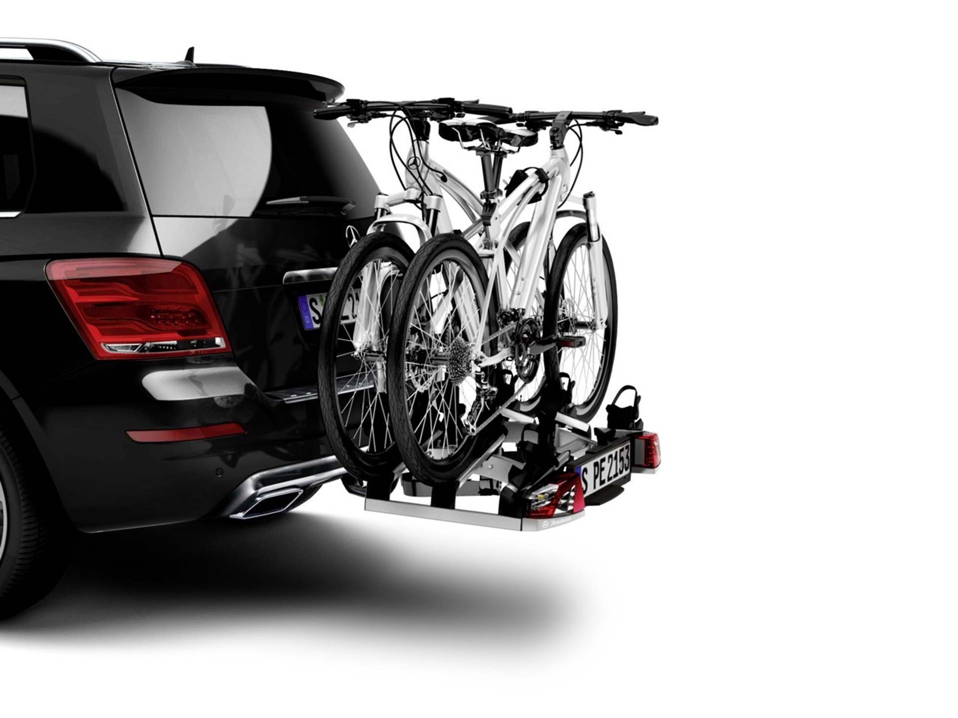 Mercedes-Benz Bicycle Rack