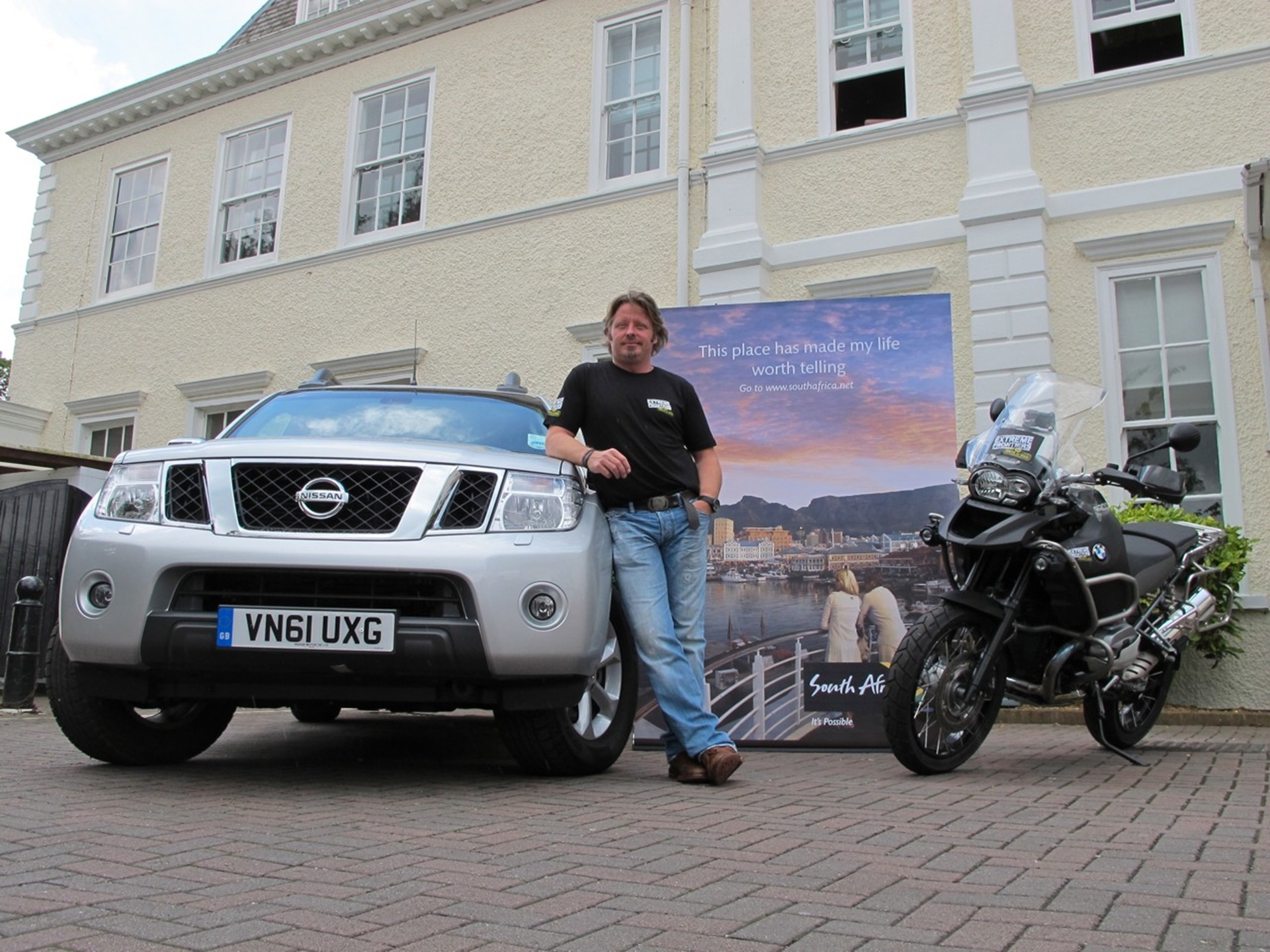 Nissan Extreme Frontiers