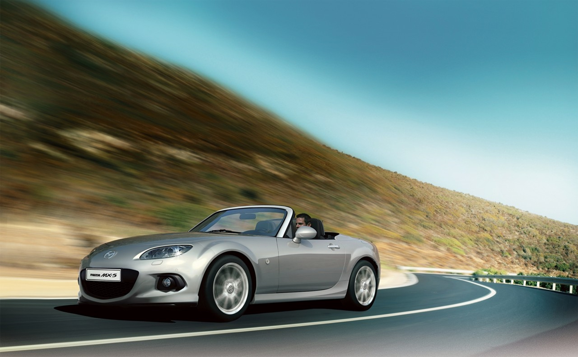 Upgraded Mazda MX-5 UK