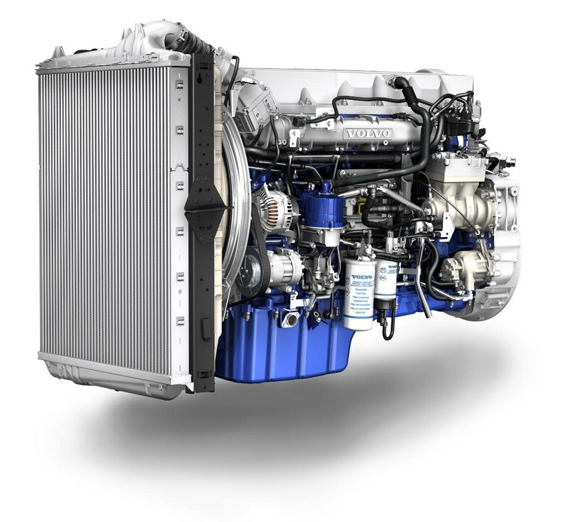 Volvo Truck Engines