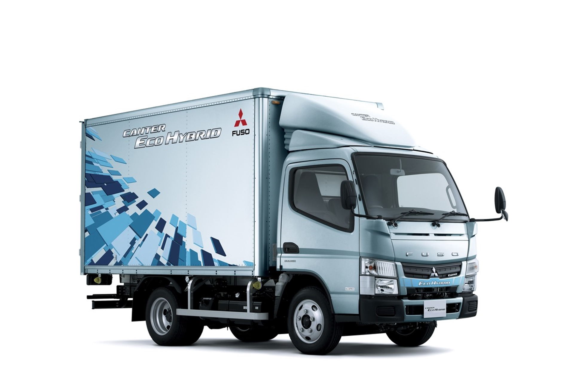 Fuso Canter Hybrid