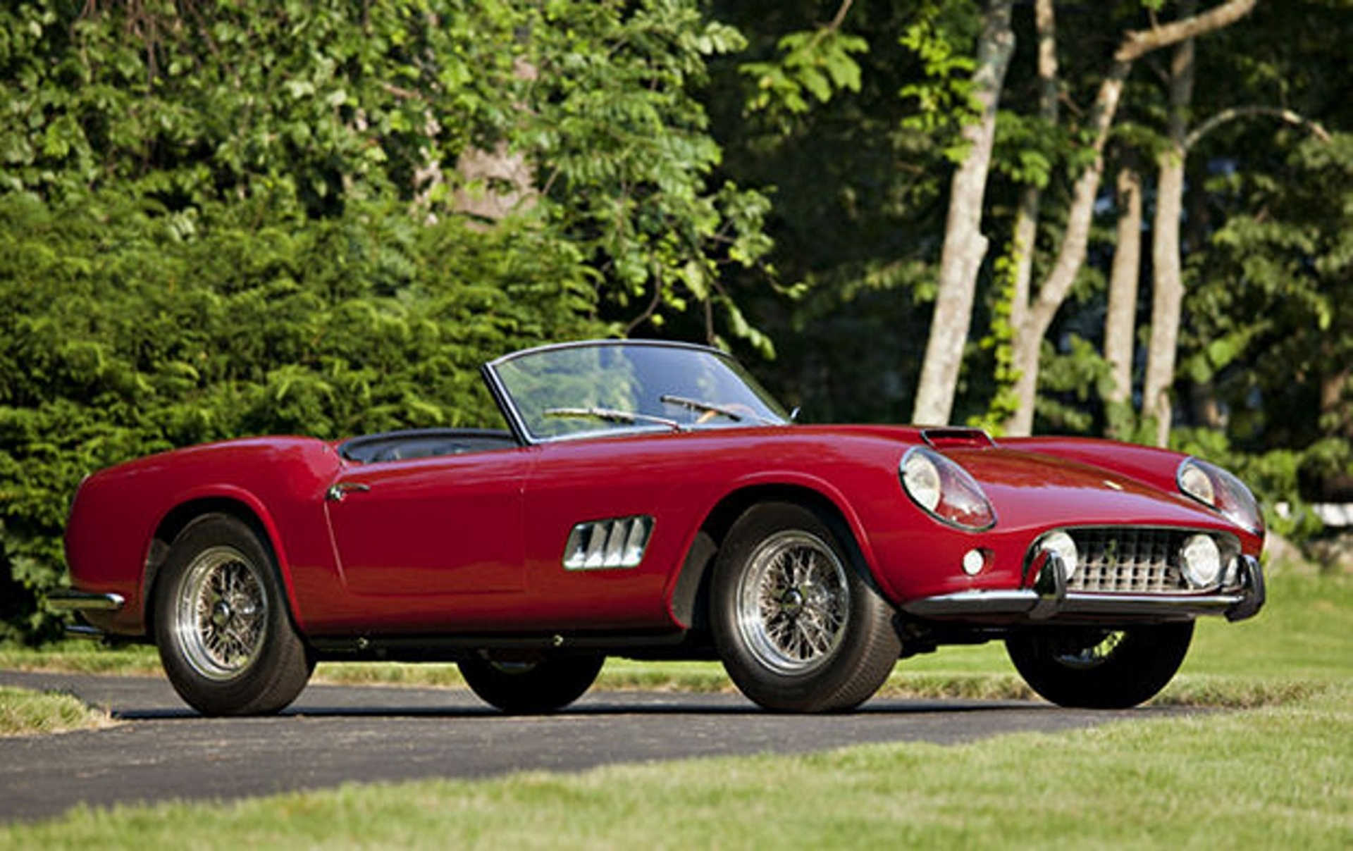 1960 Ferrari 250 California Spider