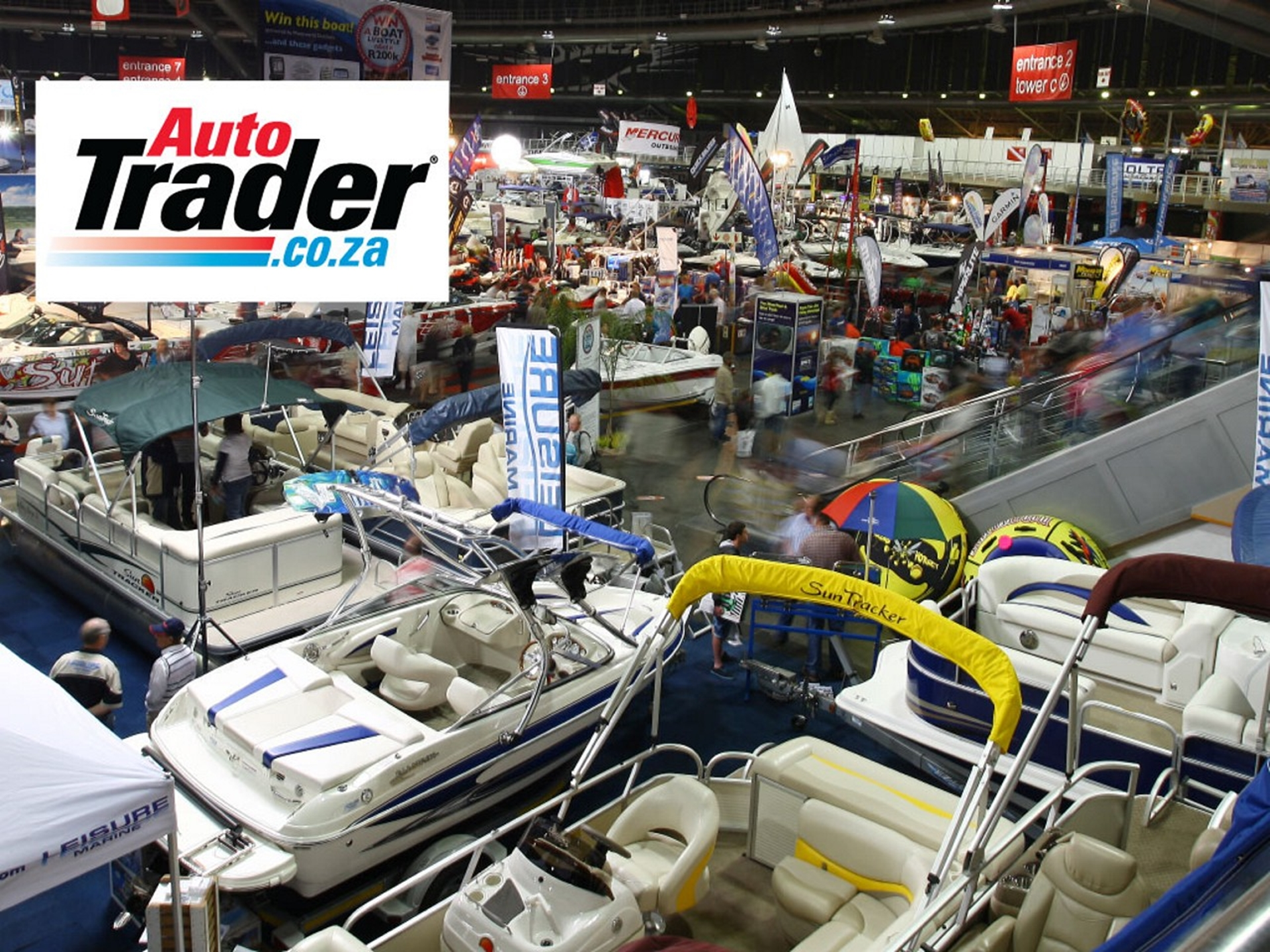 AutoTrader National Boat Show