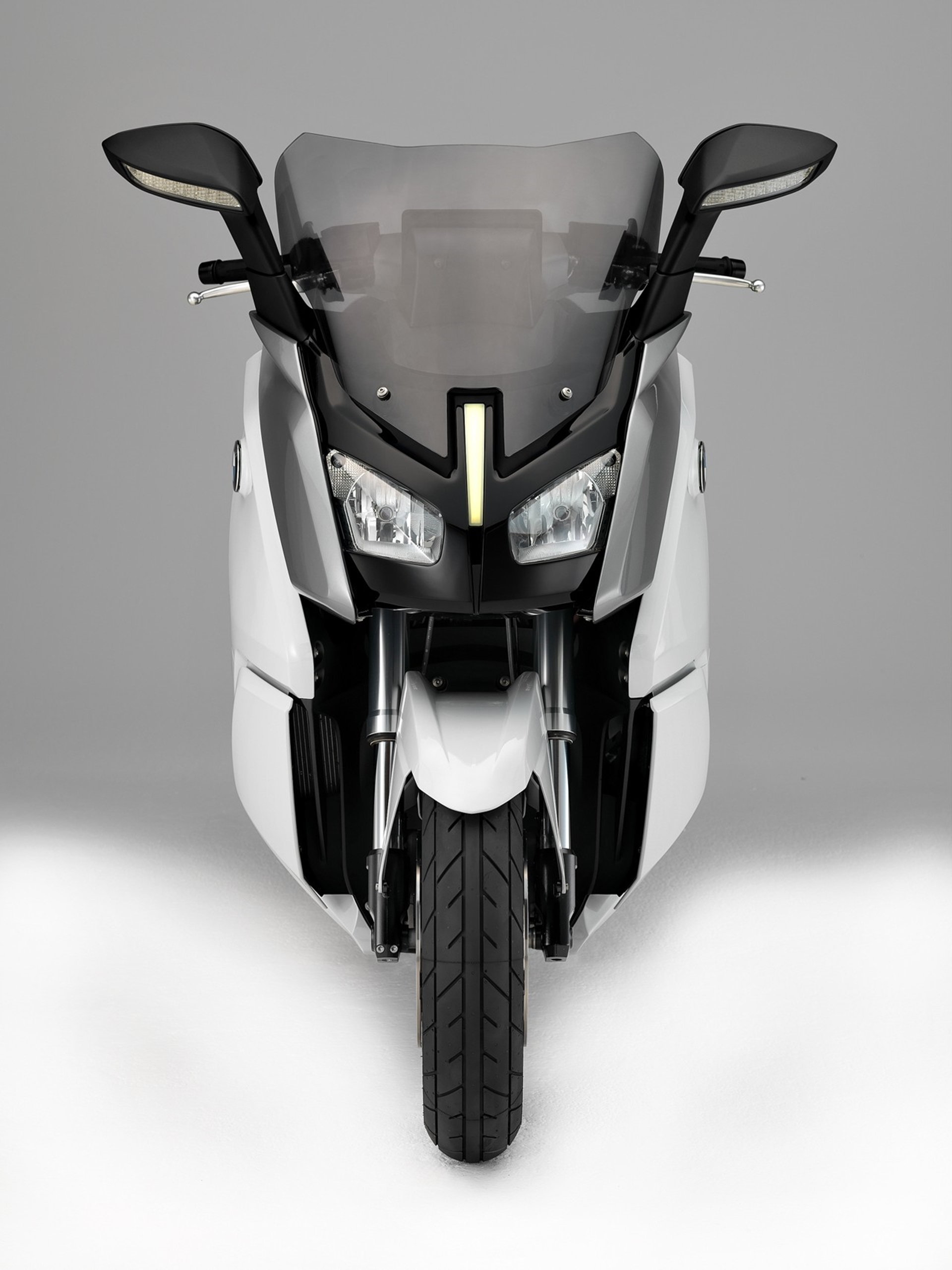 BMW C evolution 2012
