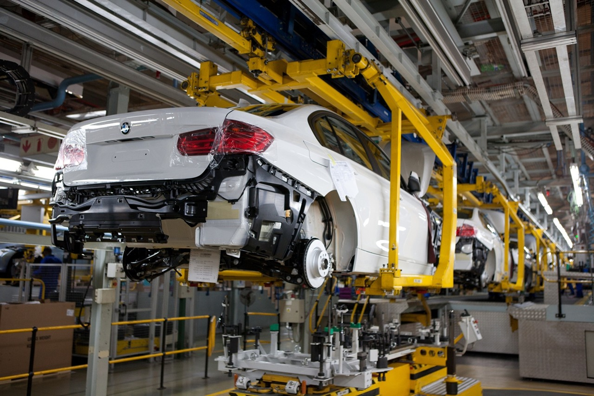 Bmw South Africa To Export The New Bmw 3 Series To China