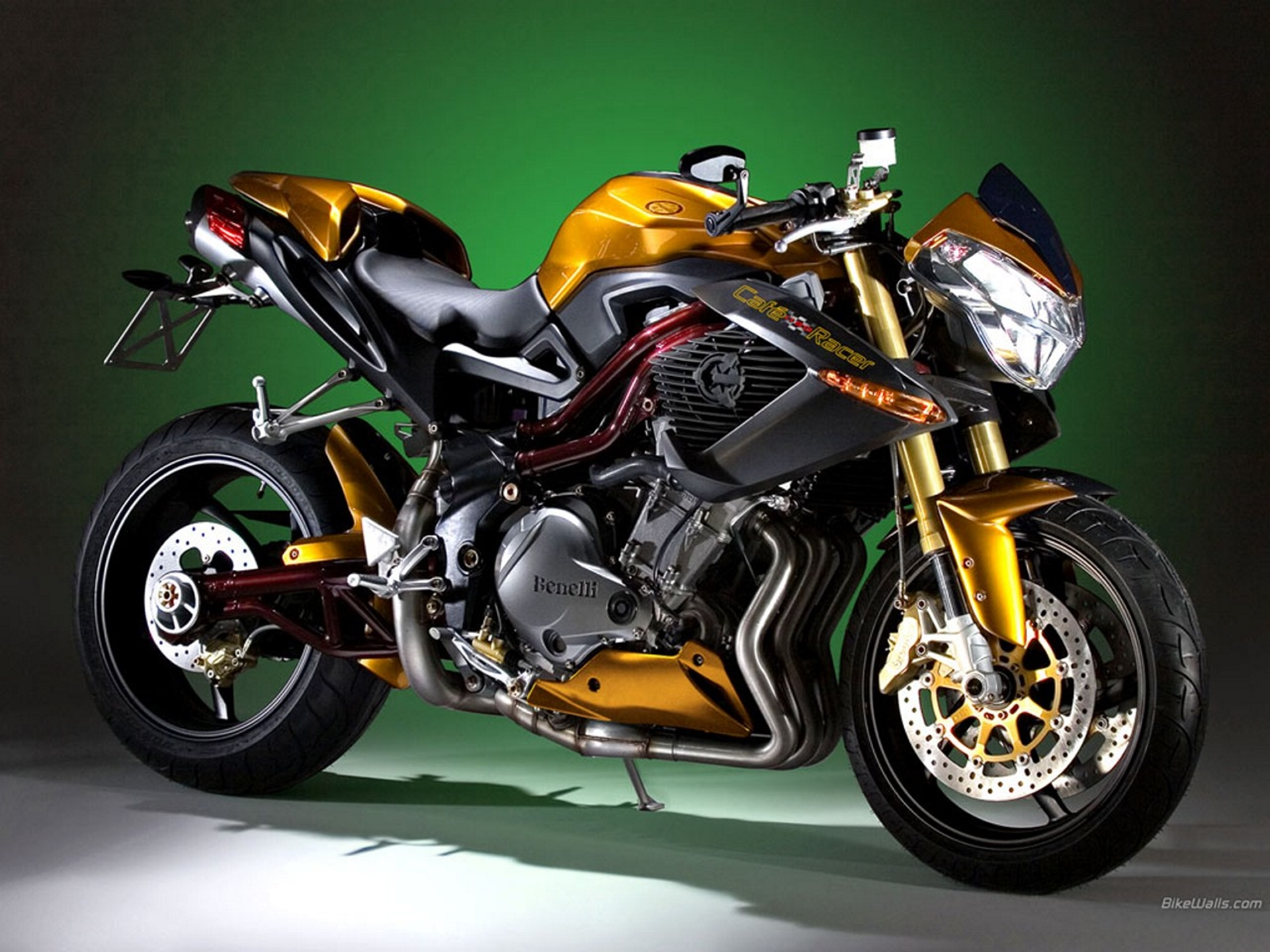 JOHANNESBURG BENELLI IS ANOTHER FAMOUS ITALIAN MOTORCYCLE BRAND RETURNING TO SA