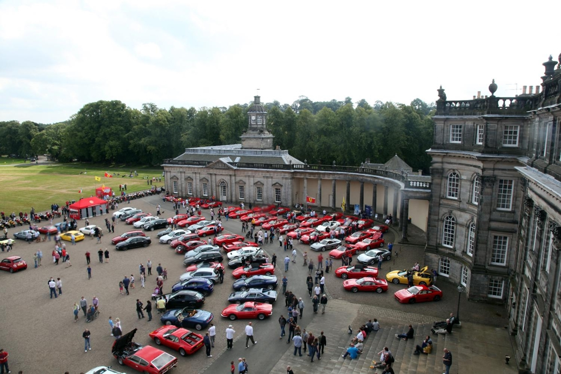 Ferrari Car Shows