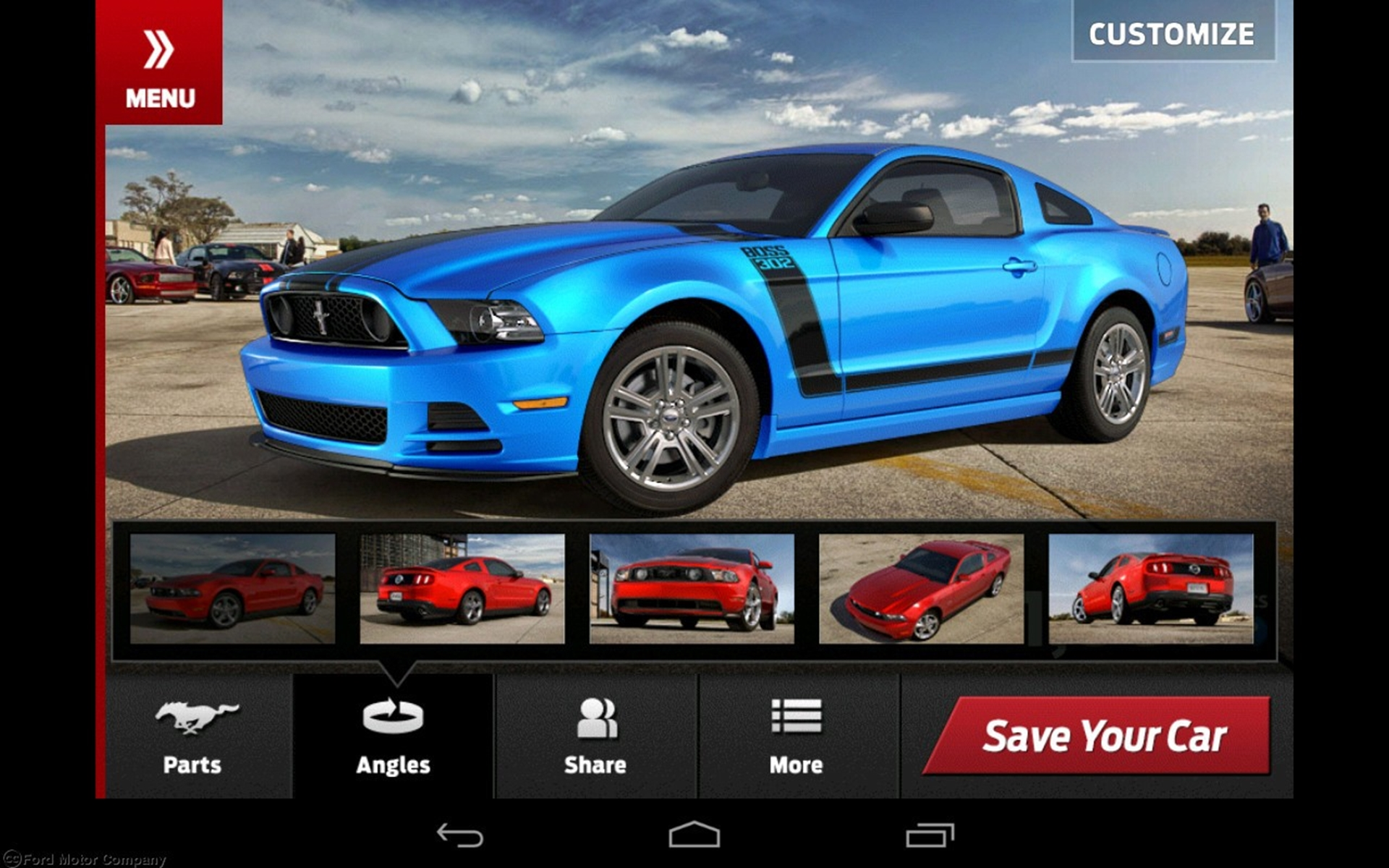 Ford App