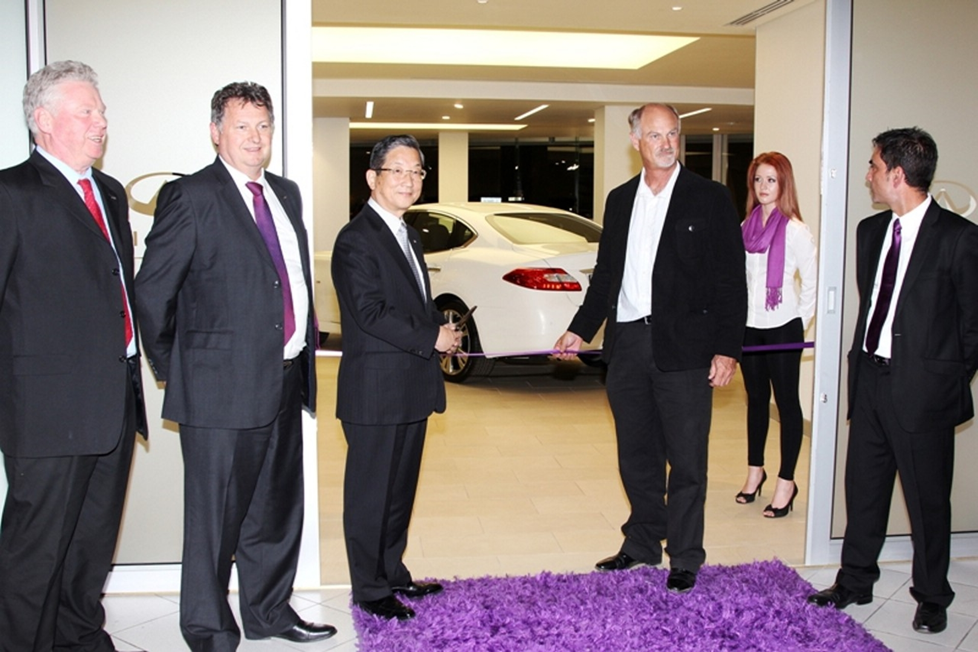 Infiniti Dealership News