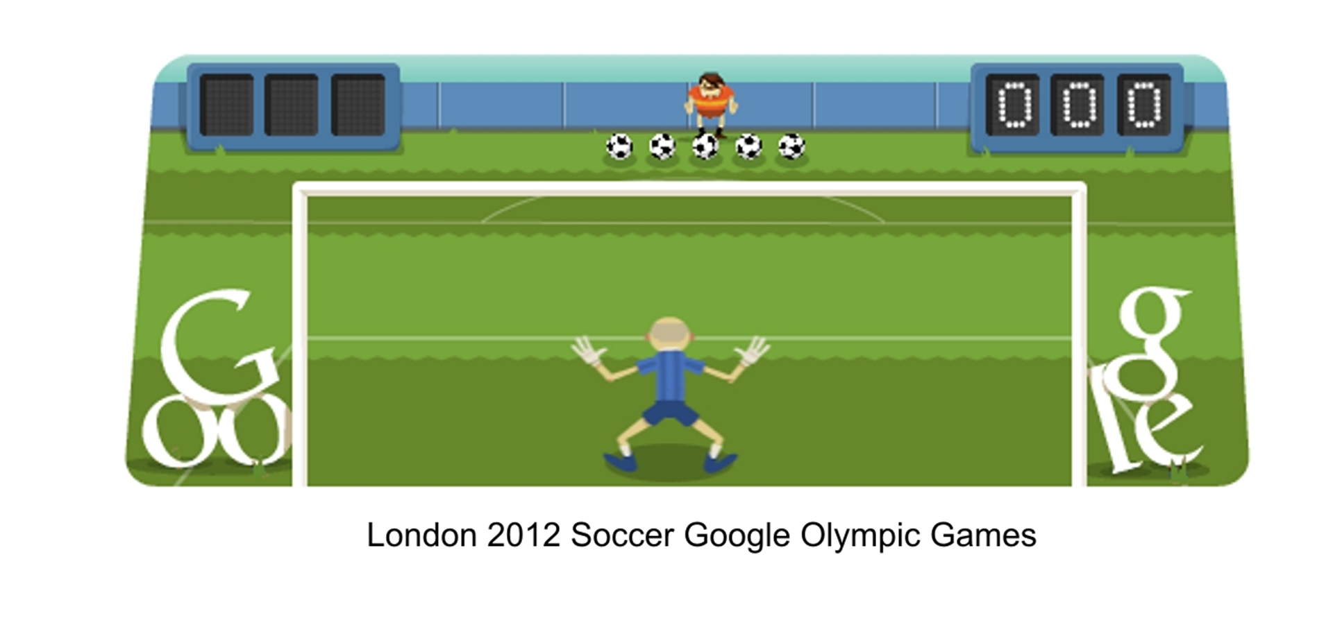 London 2012 Football Soccer