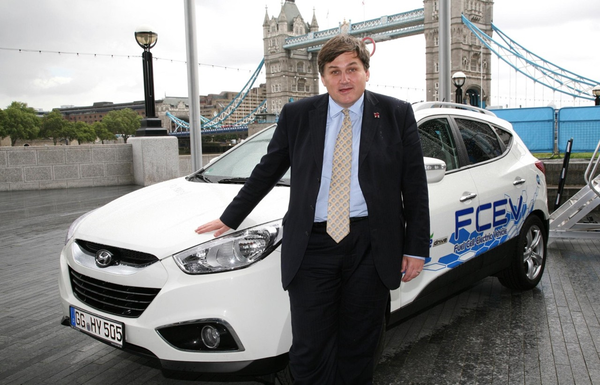 London Deputy Mayor Kit Malthouse