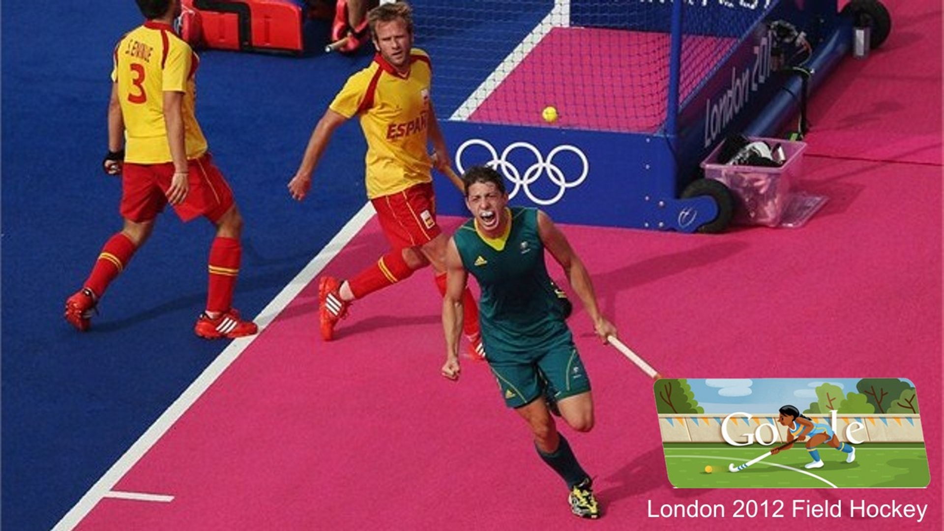 London 2012 Field Hockey