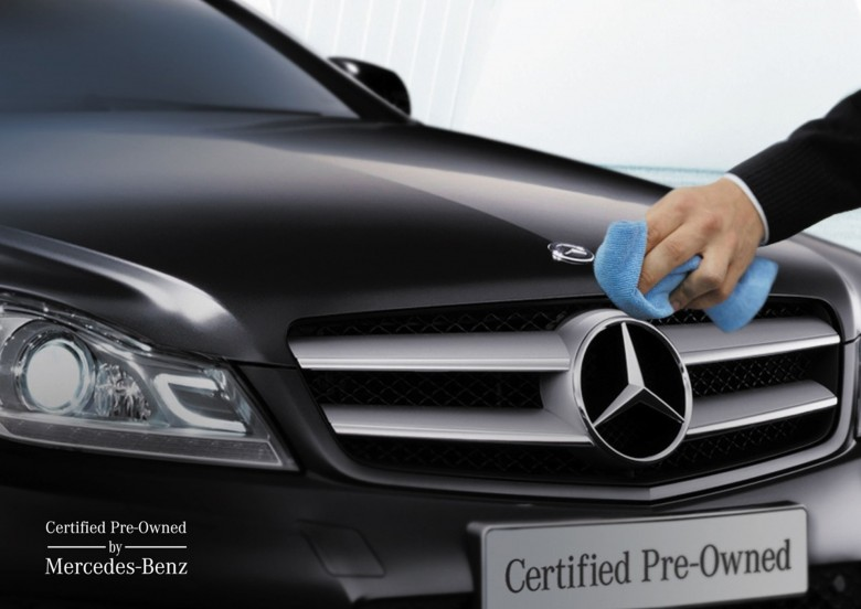Mercedes-Benz Certified Pre Owned