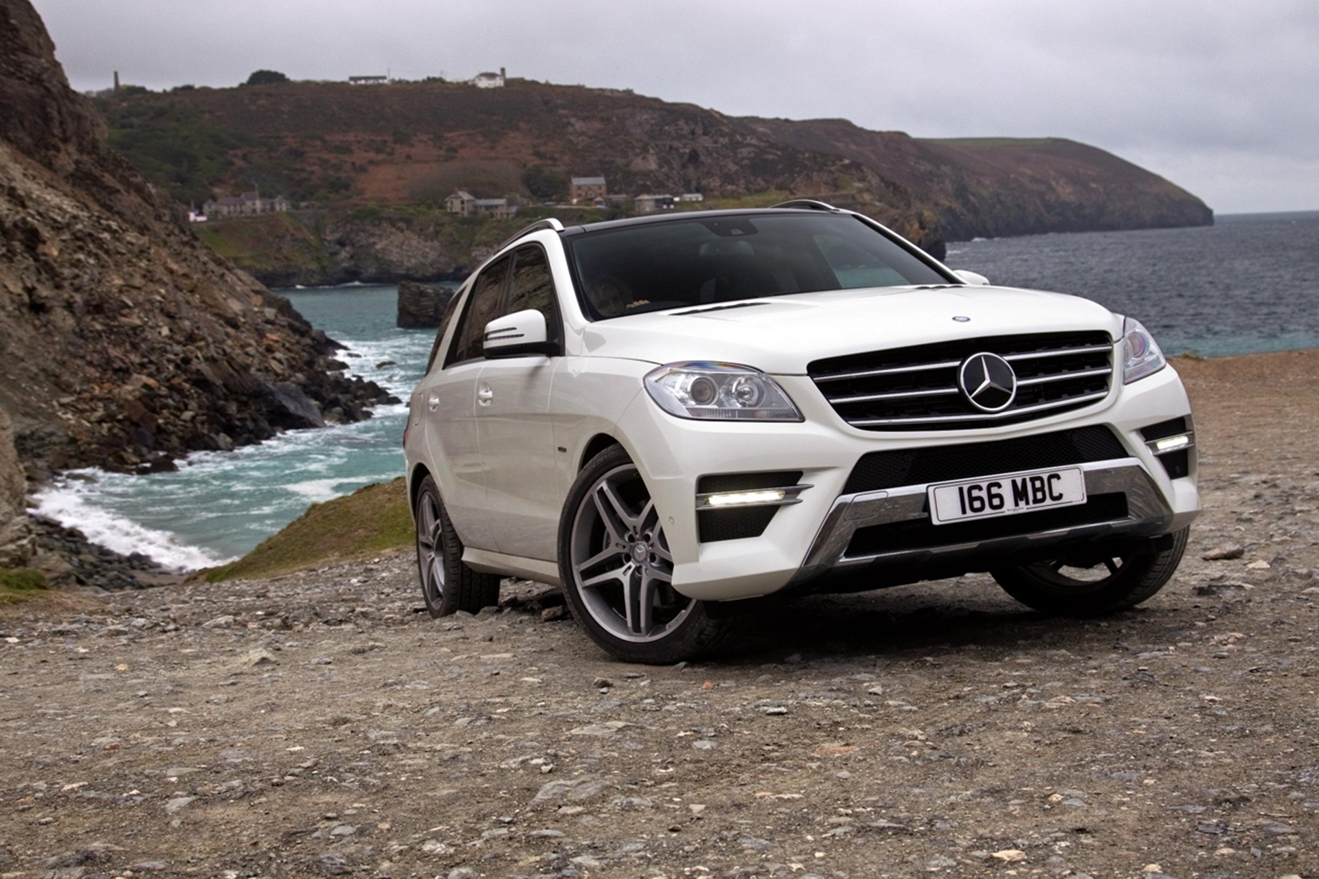 Mercedes-Benz ML 4x4