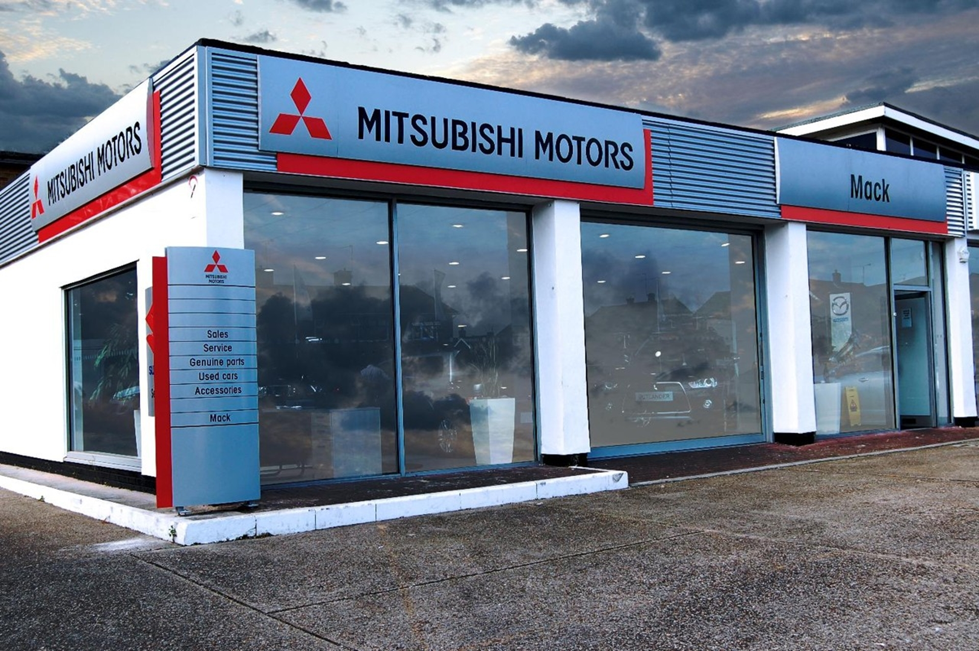 Mitsubishi Essex Dealership