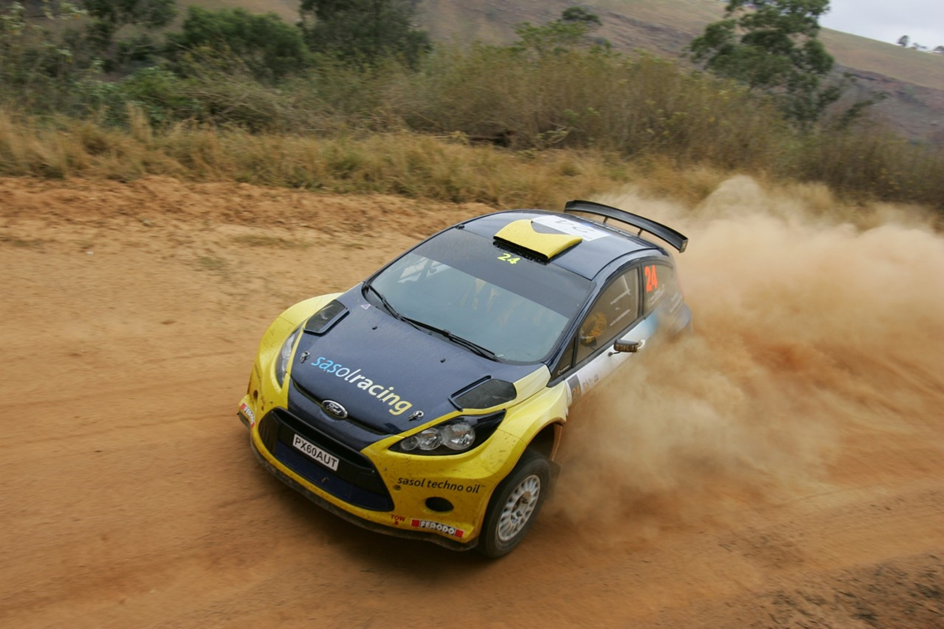 Sasol Ford Racing