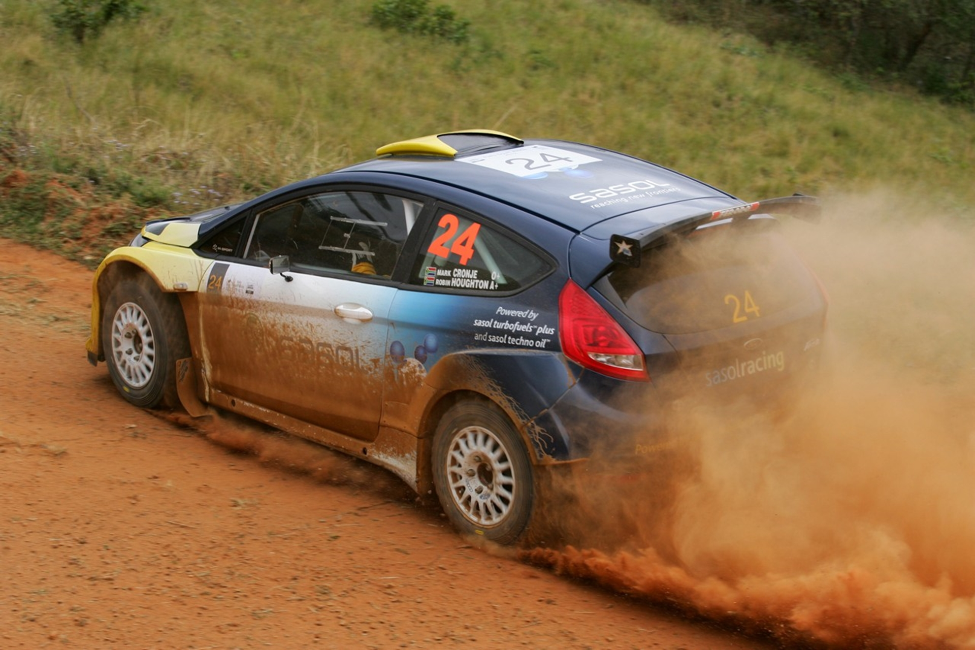 South-Africa Ford Racing