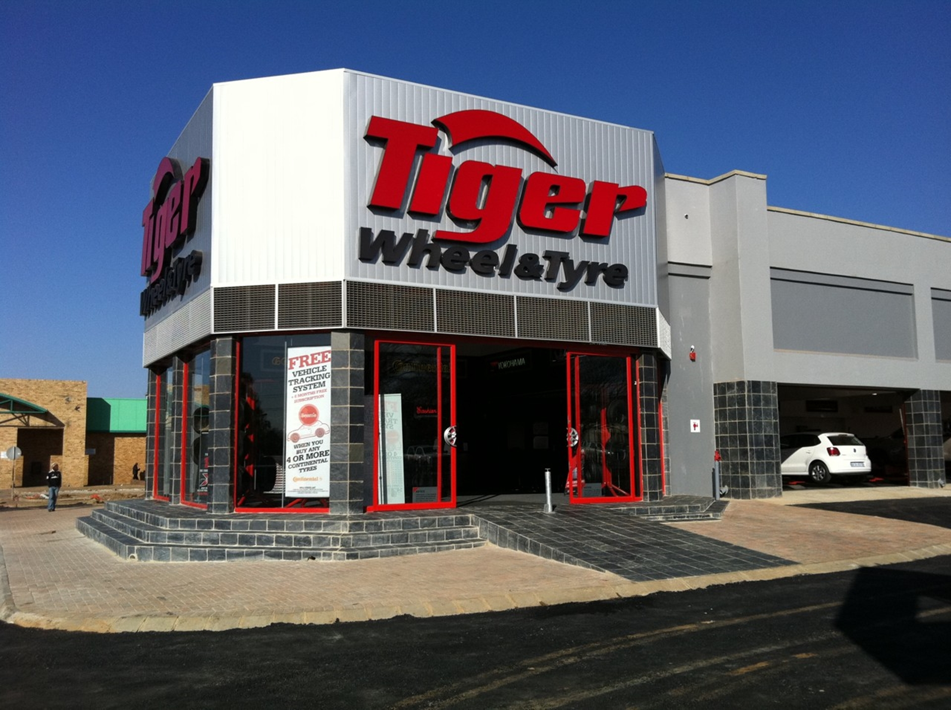 Tiger Wheel And Tyre Potchefstroom