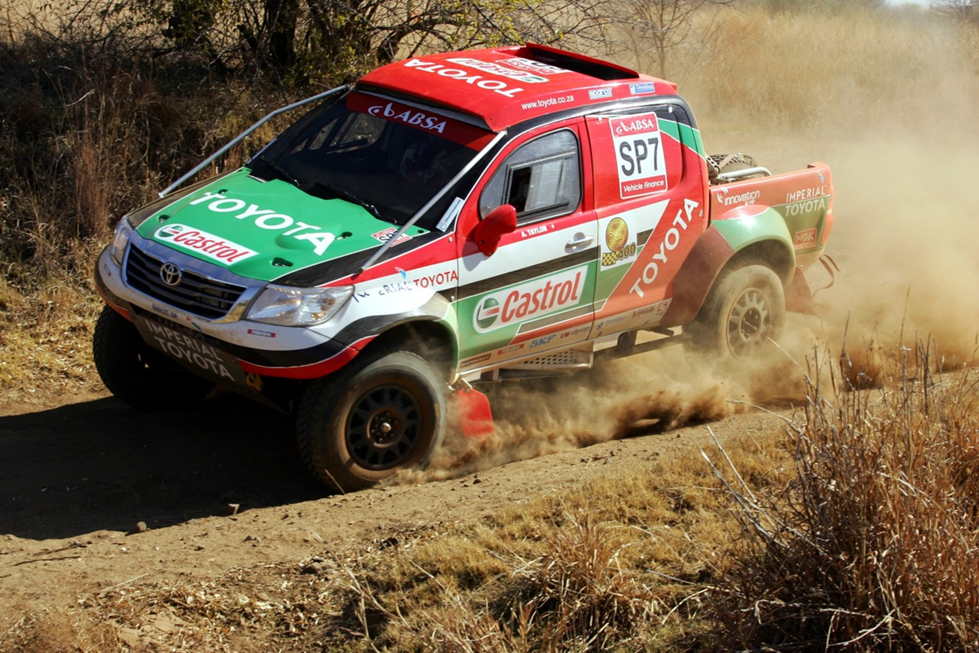 Toyota Rally South-Africa