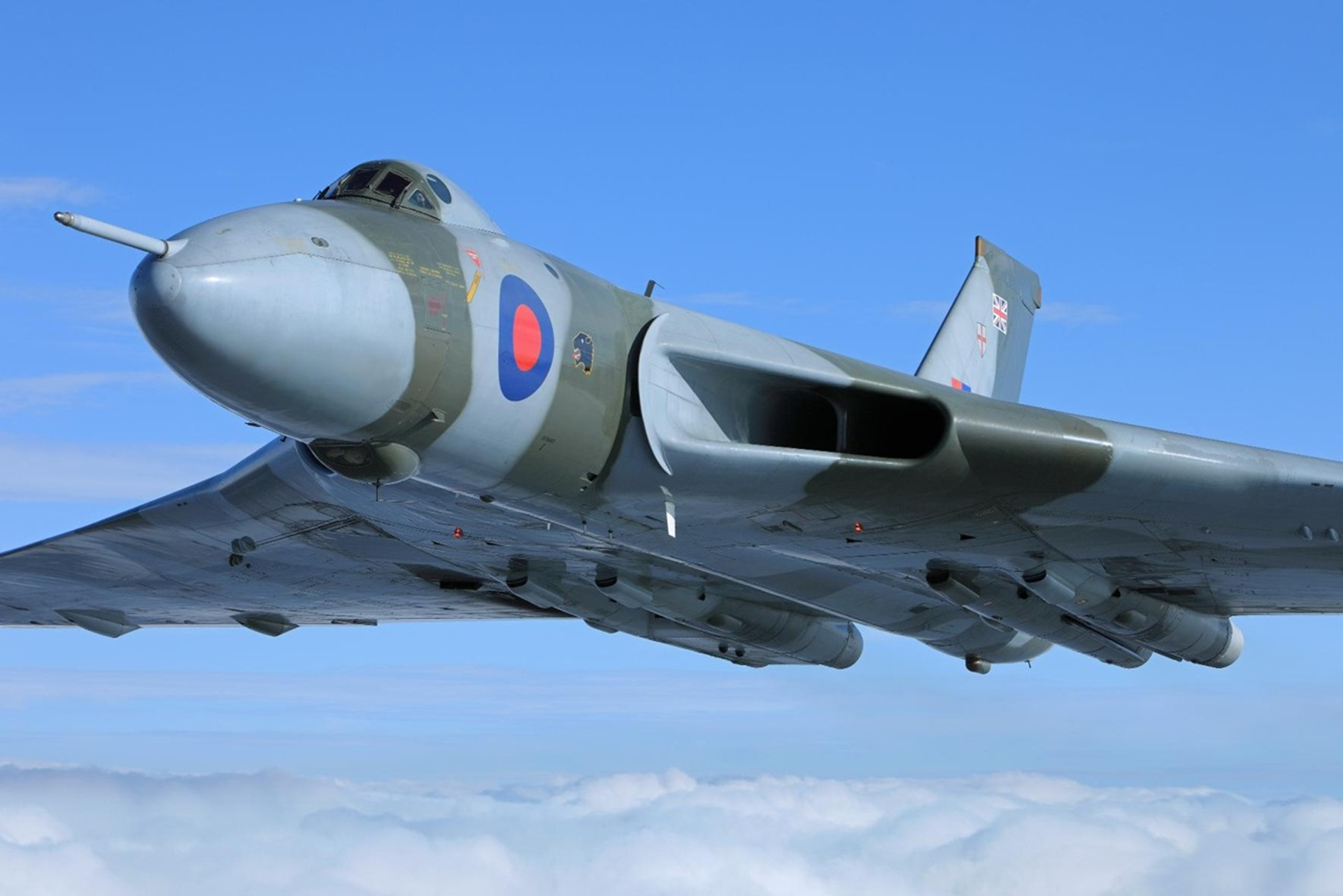 Vulcan To The Sky