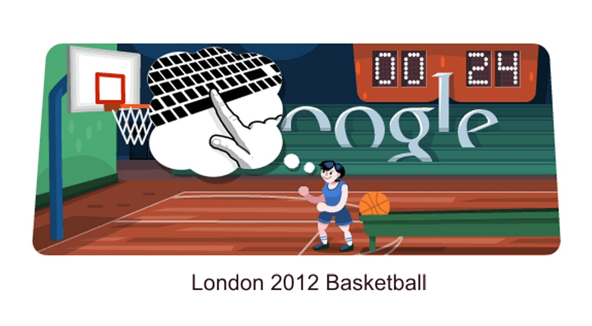 London 2012 Basketball