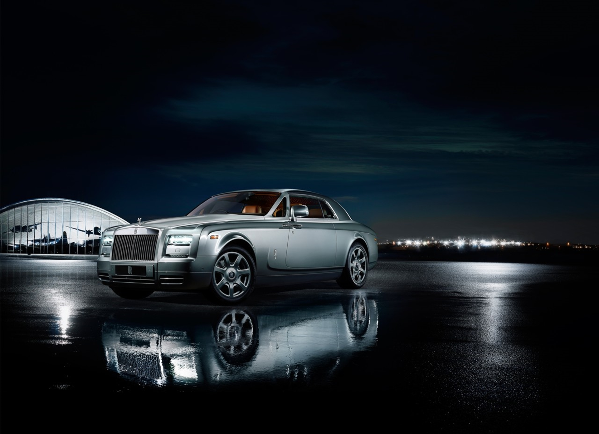 phantom coupe aviator collection