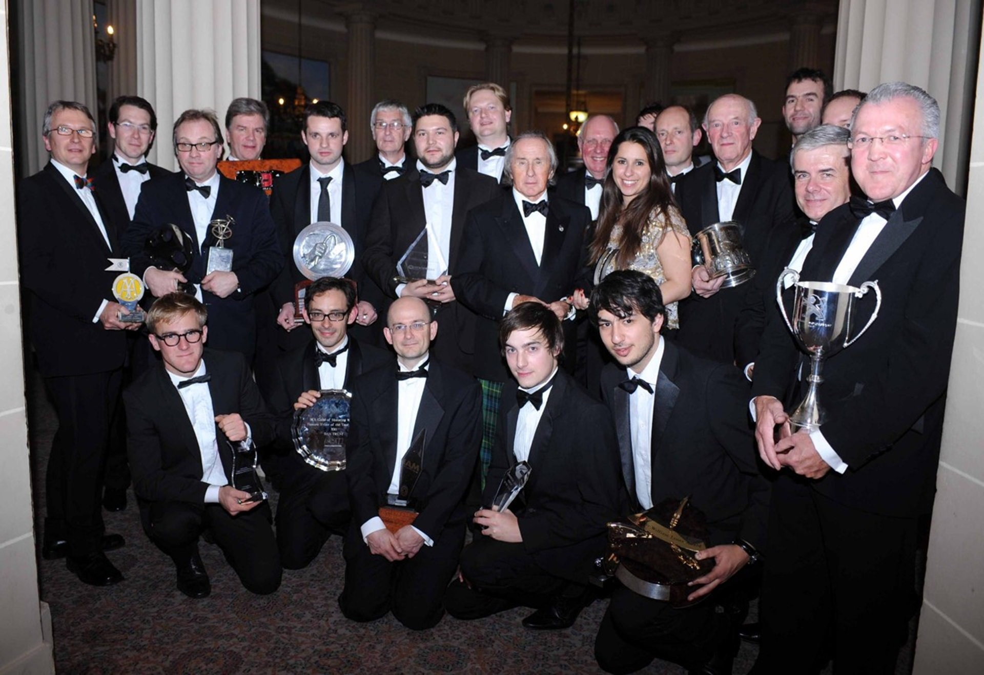 Guild of Motoring Writers awards winners 2011