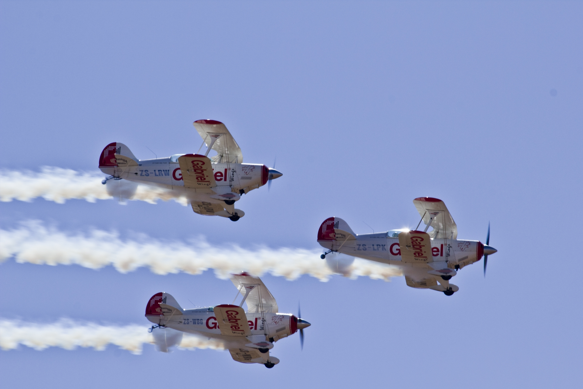 Afica Aerospace and Defense 2012 Airshow Photographs