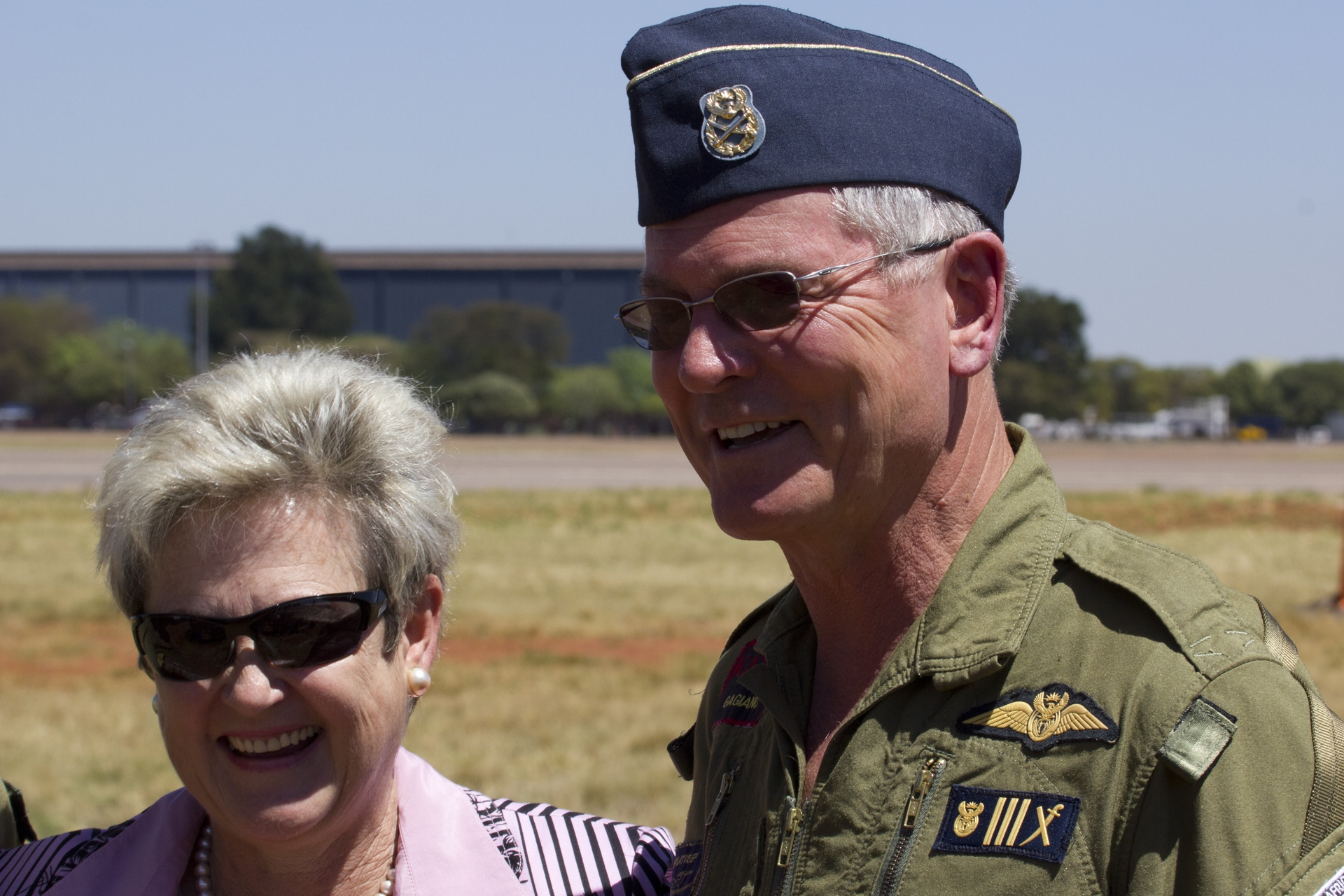 South Africa Airforce General