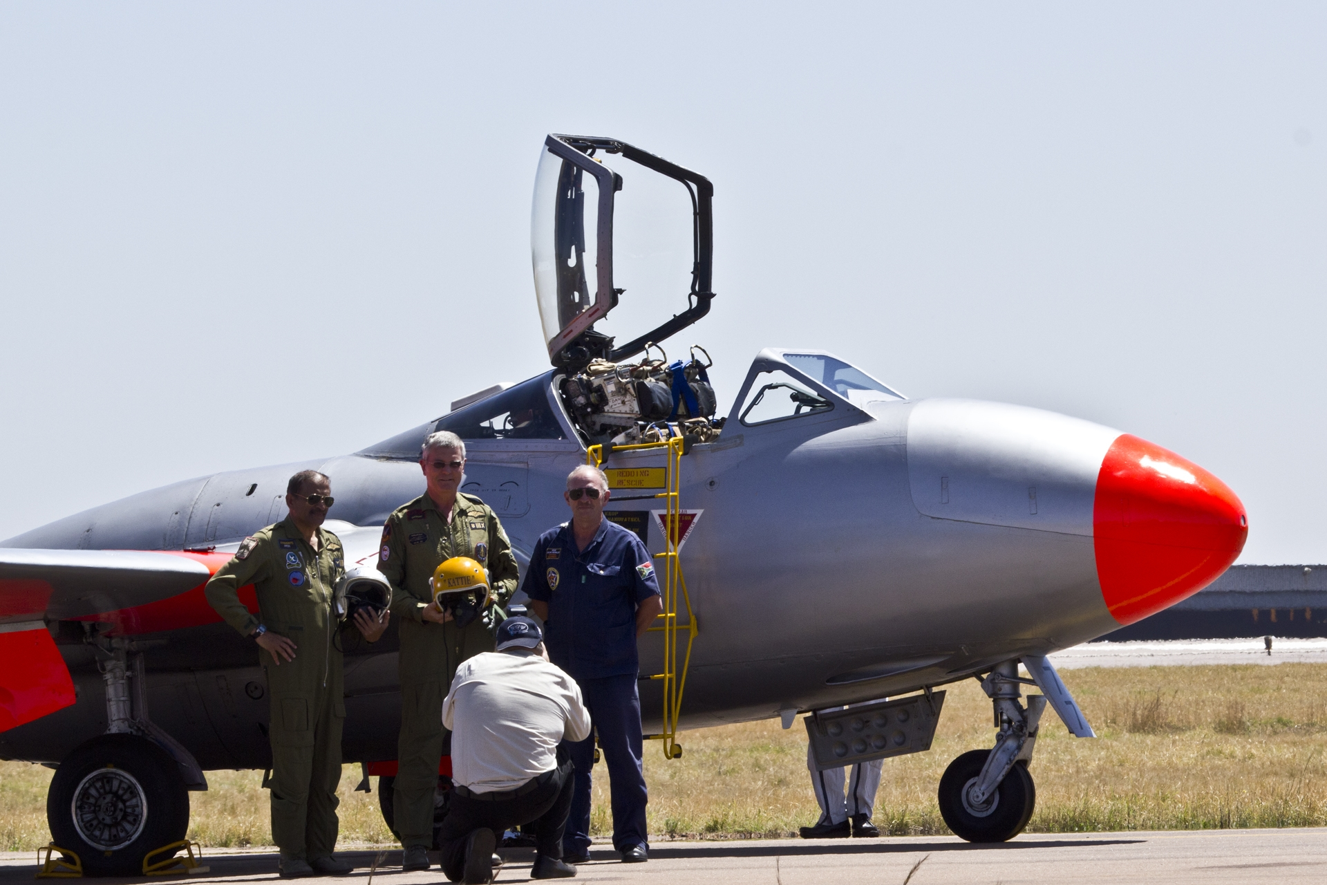 General of the South African Airforce