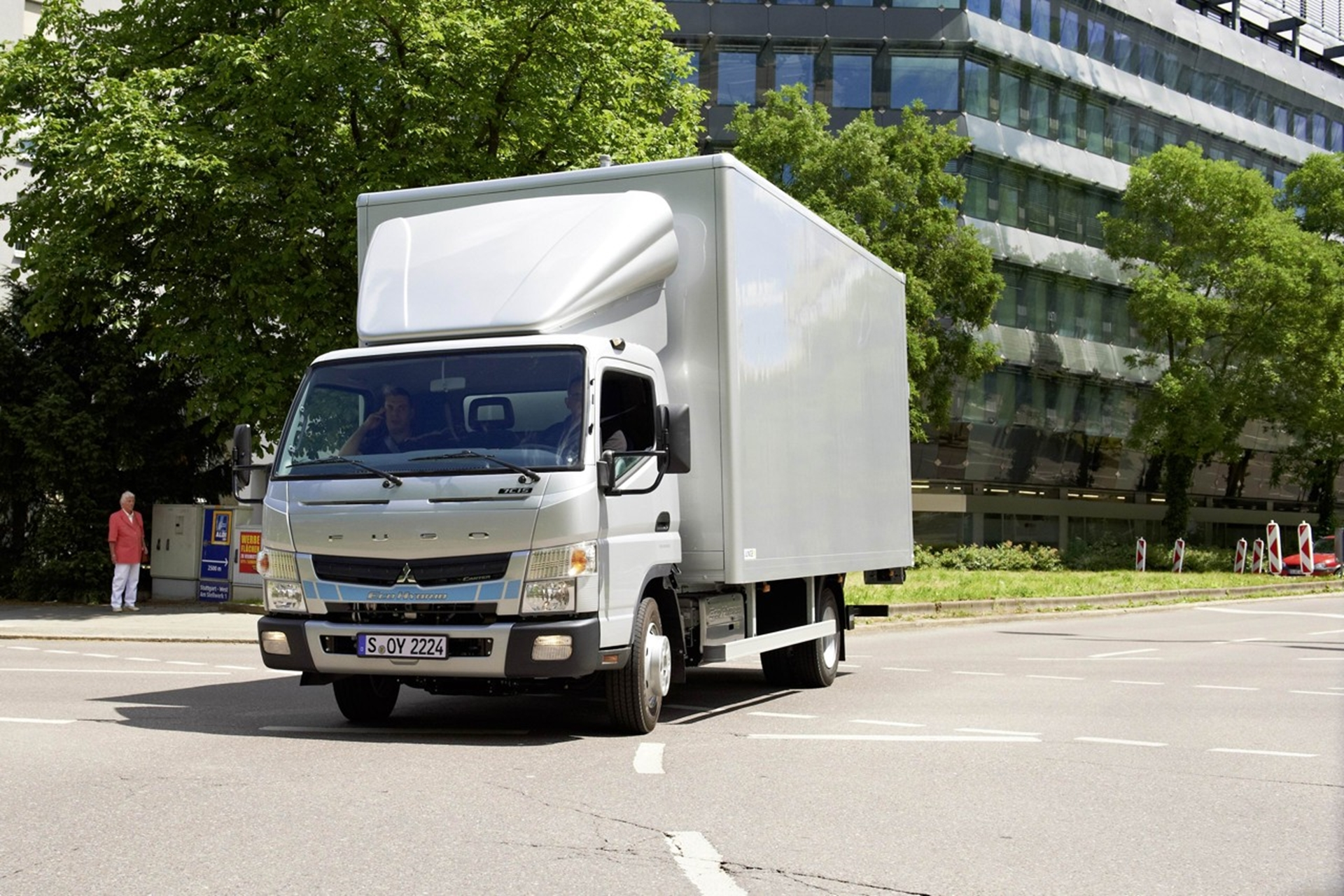 International Commercial Vehicle Show