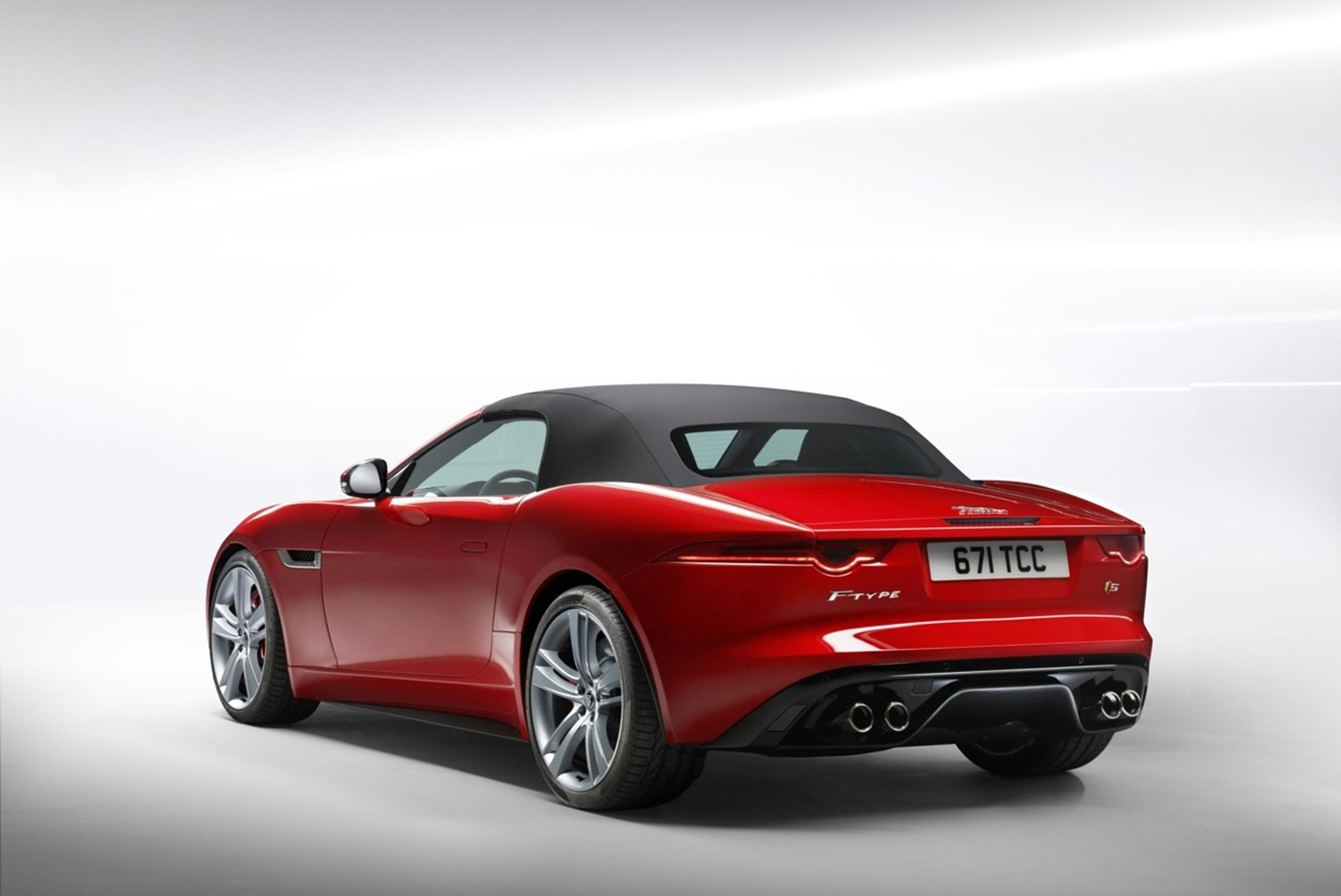 Jaguar F-Type 2012