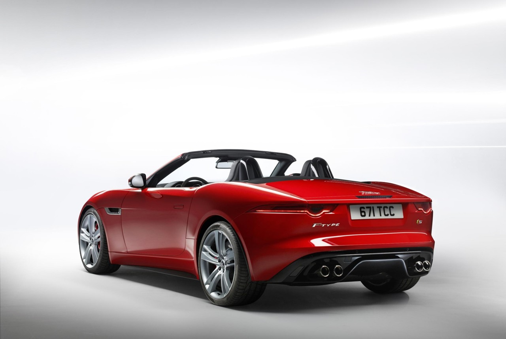 Jaguar F-Type Paris Motor Show