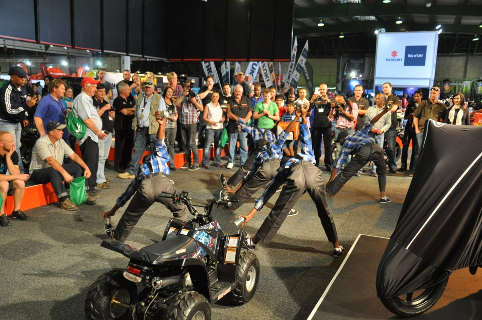 Johannesburg Motorcycle Show