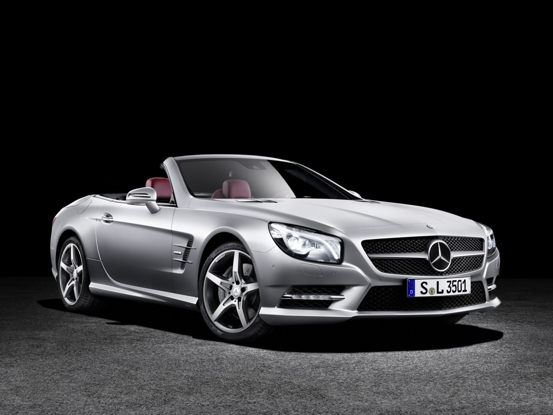 Mercedes-Benz SL 500 New