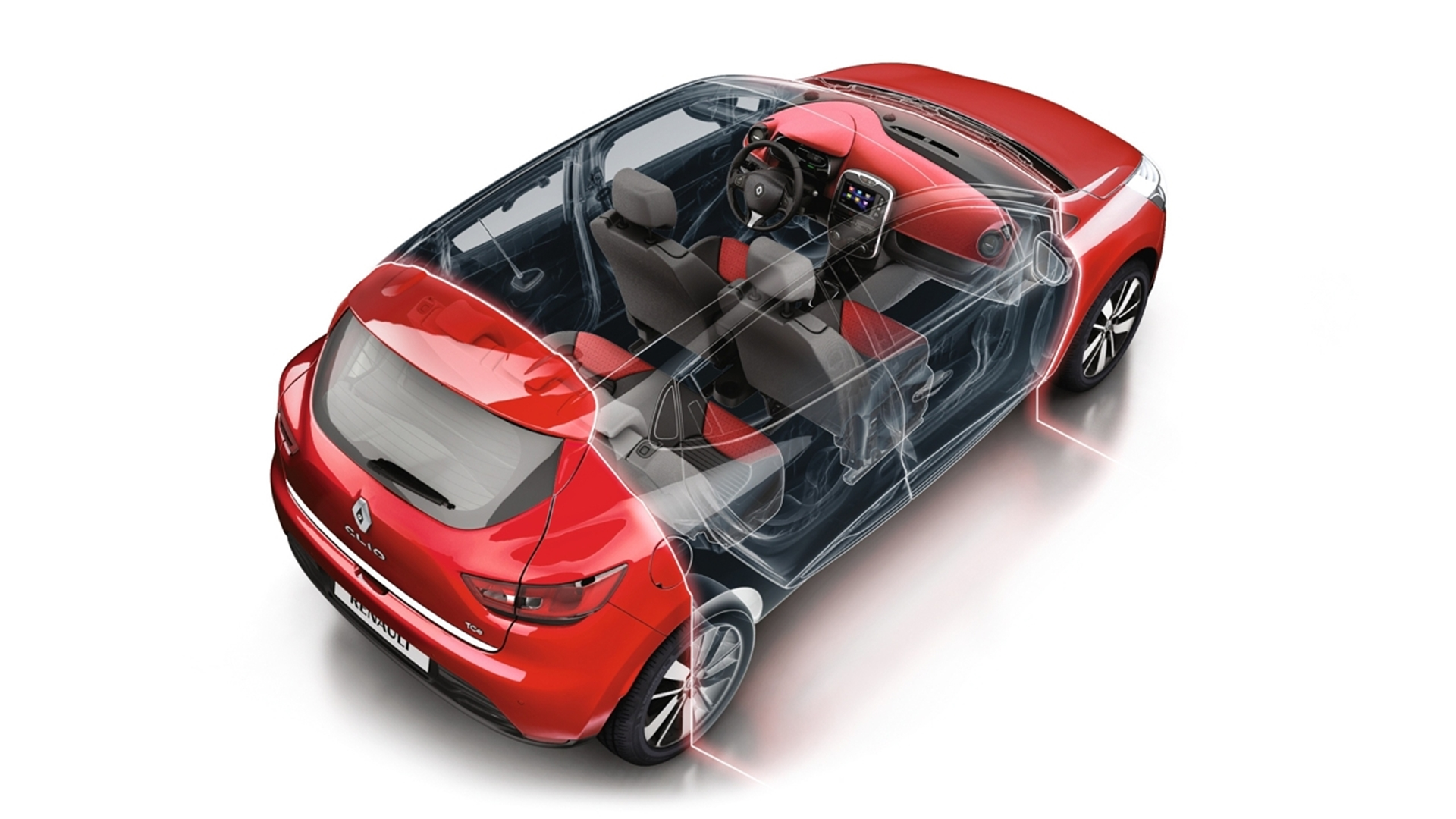 Renault Clio Technology 2012