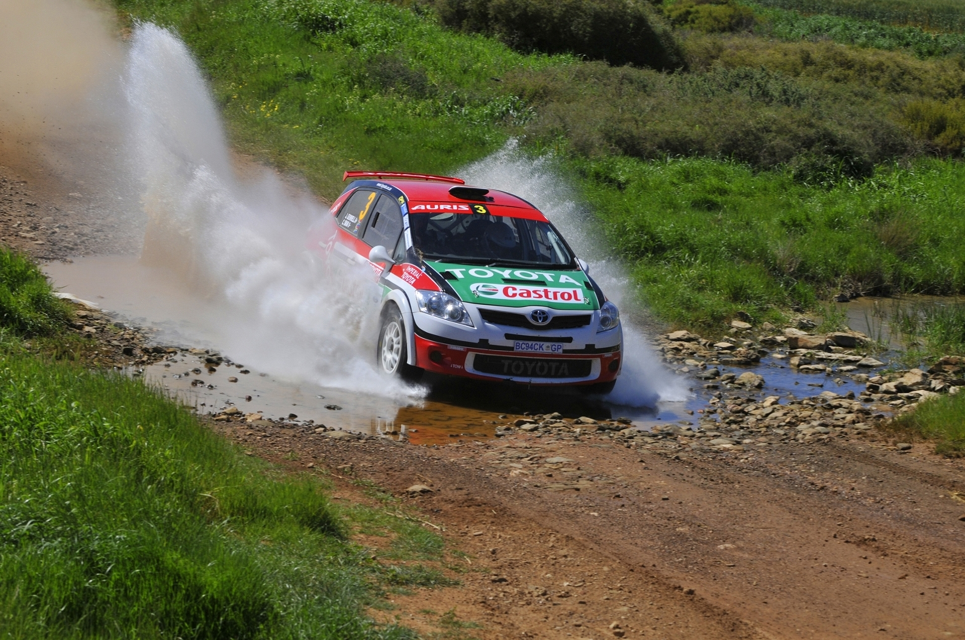 Toyota South Africa Rally