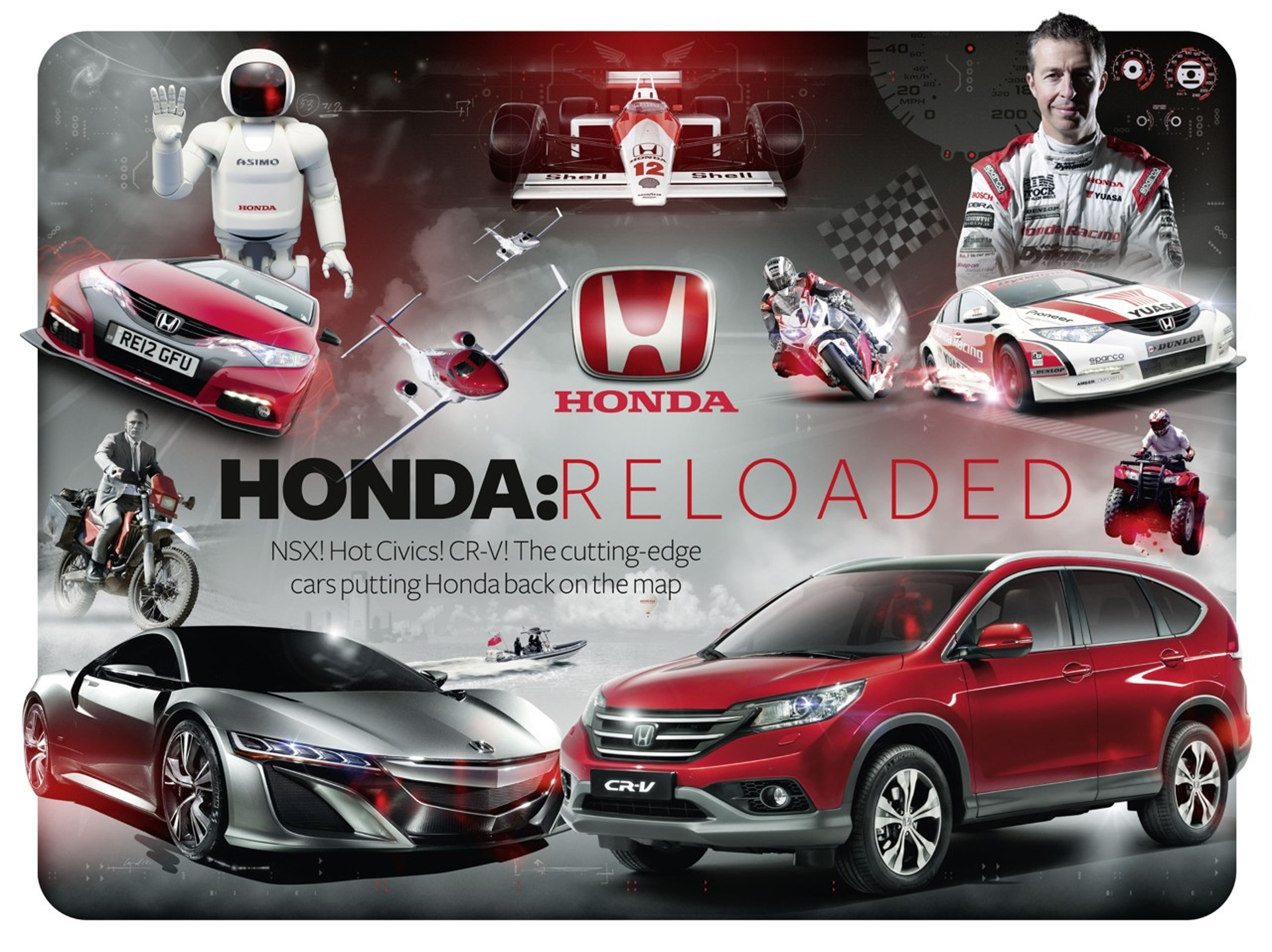 Honda Reloaded