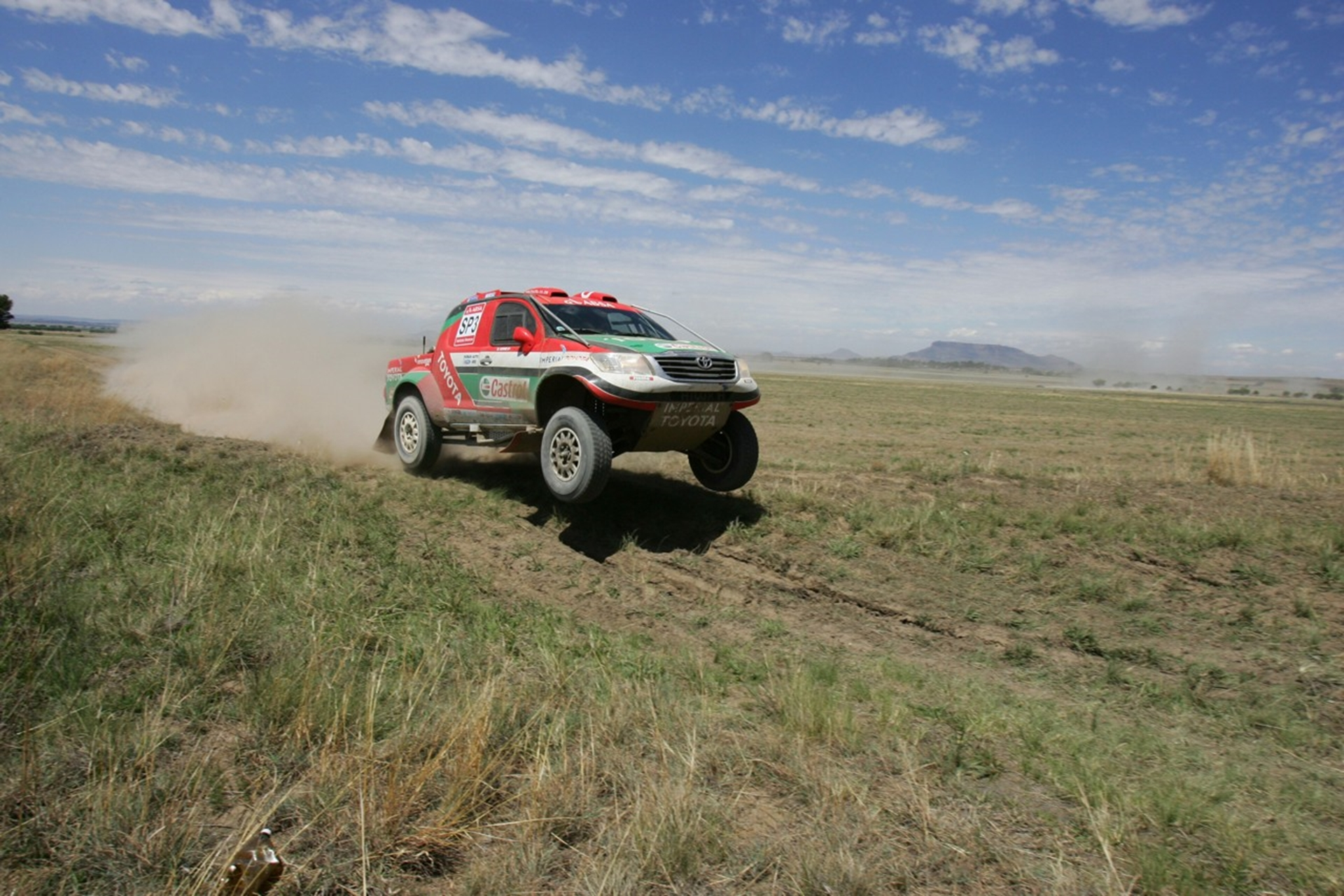 Absa South African Off Road Car Championship