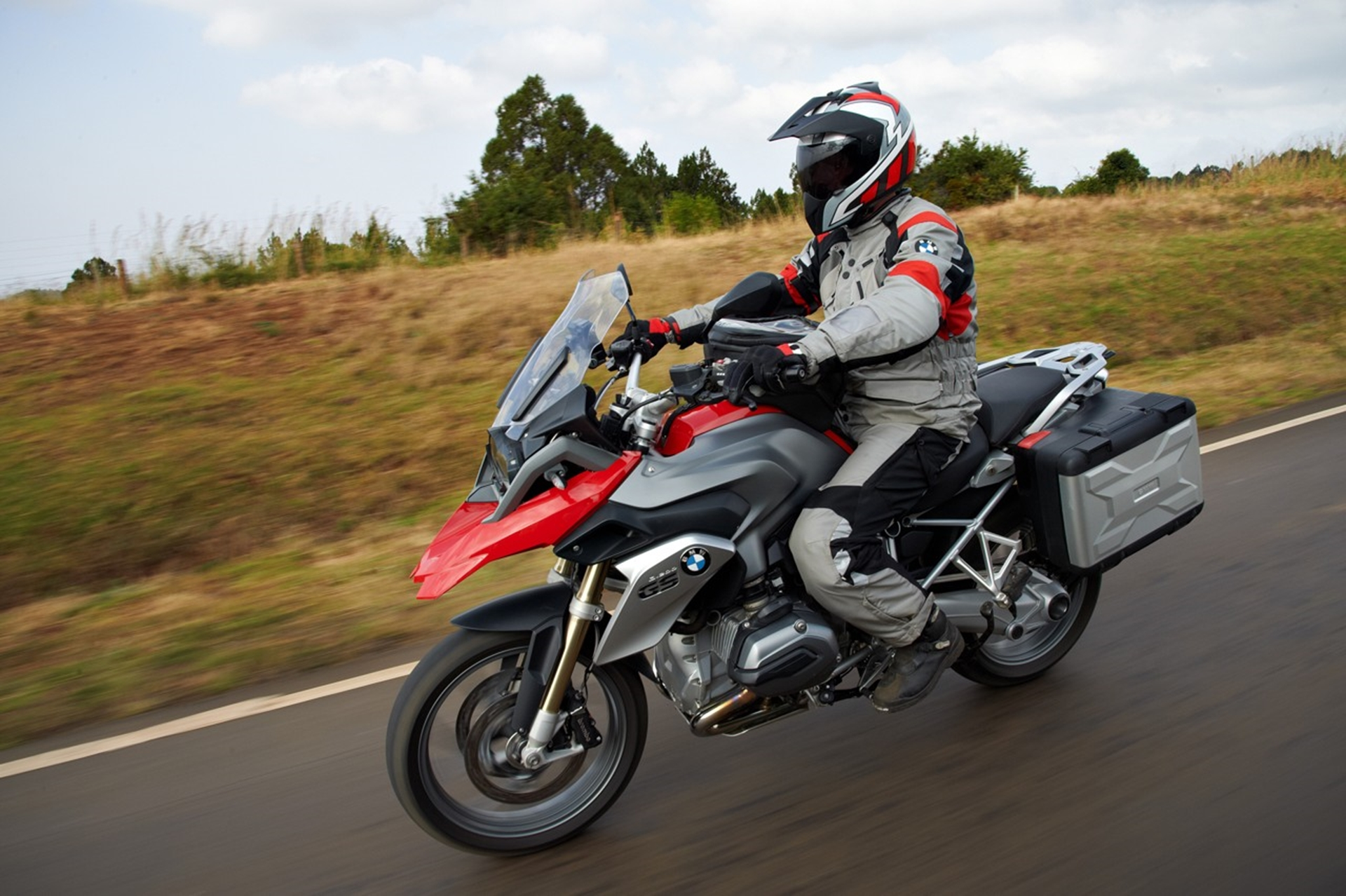 BMW R 1200 GS 2012 chassis
