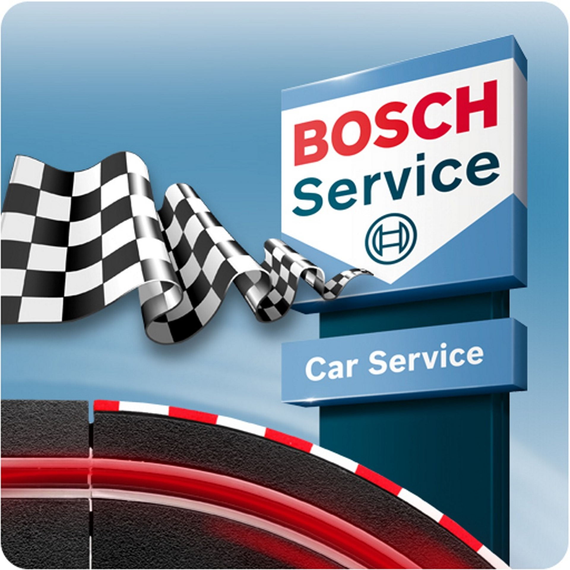 new bosch car service racing app helps motorists get the best from their cars. Black Bedroom Furniture Sets. Home Design Ideas