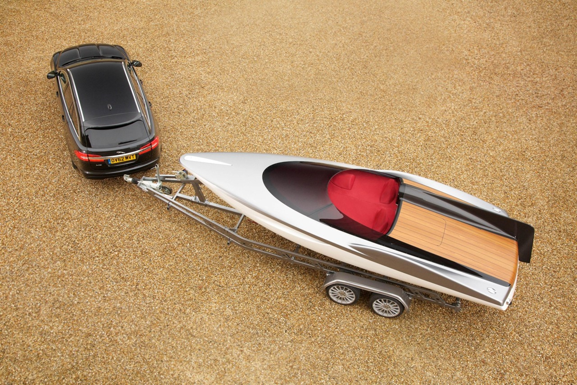 Concept Speed Boat