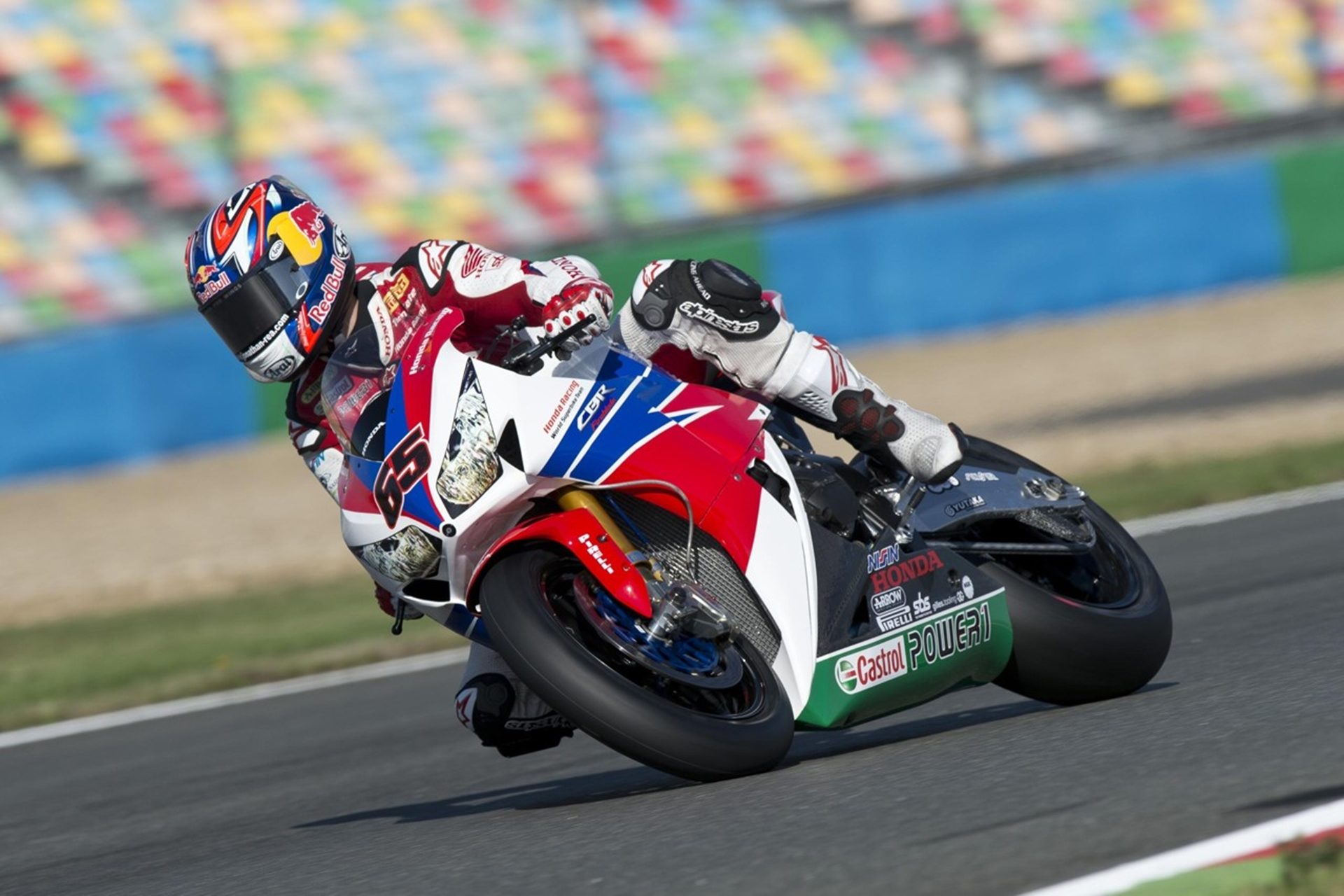 Jonathan Rea at Magny Course